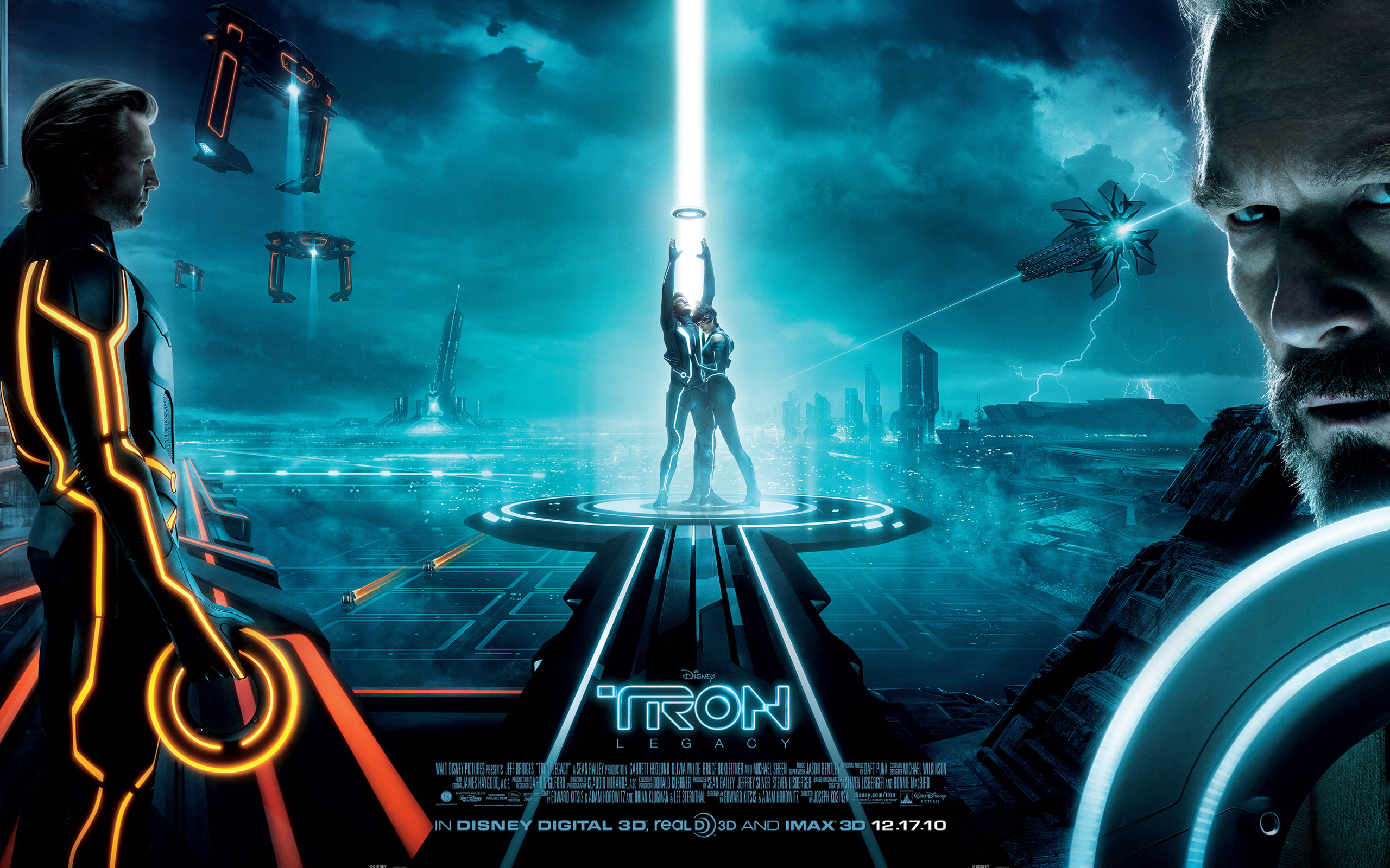Tron Legacy High Resolution #4177193, 2560x1600 | All For