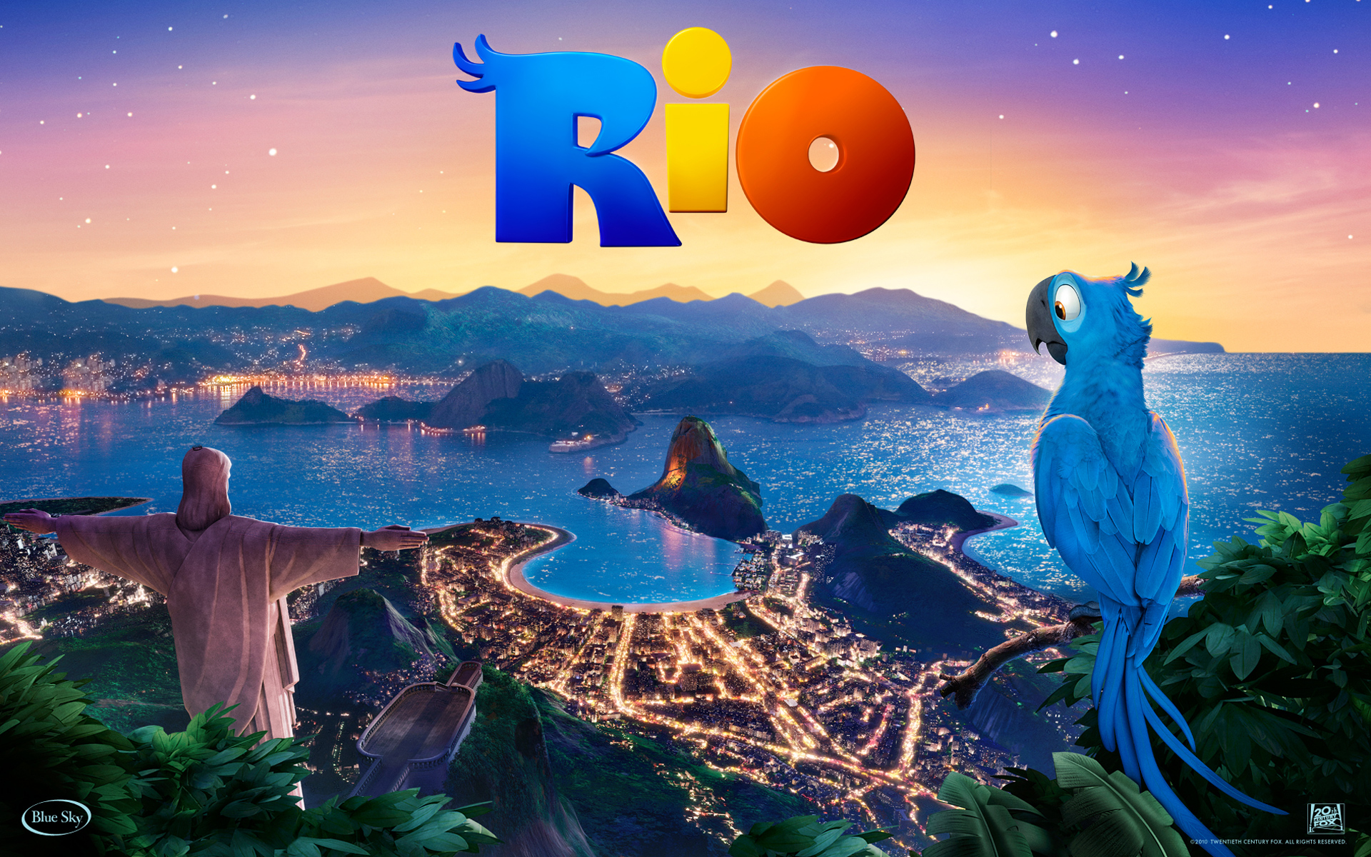 Amazing Rio Movie 331.61 Kb