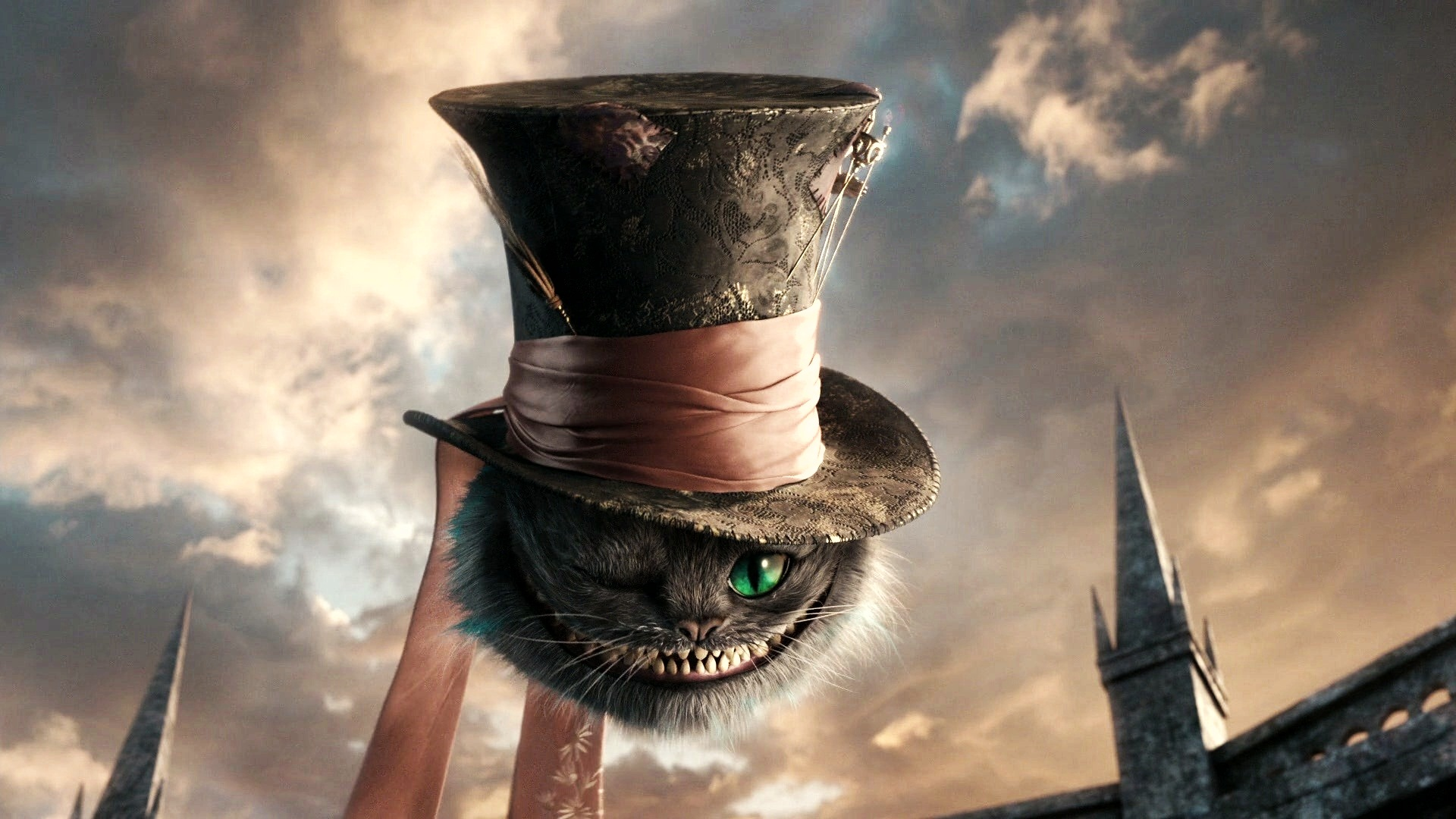 Cat in Alice in Wonderland
