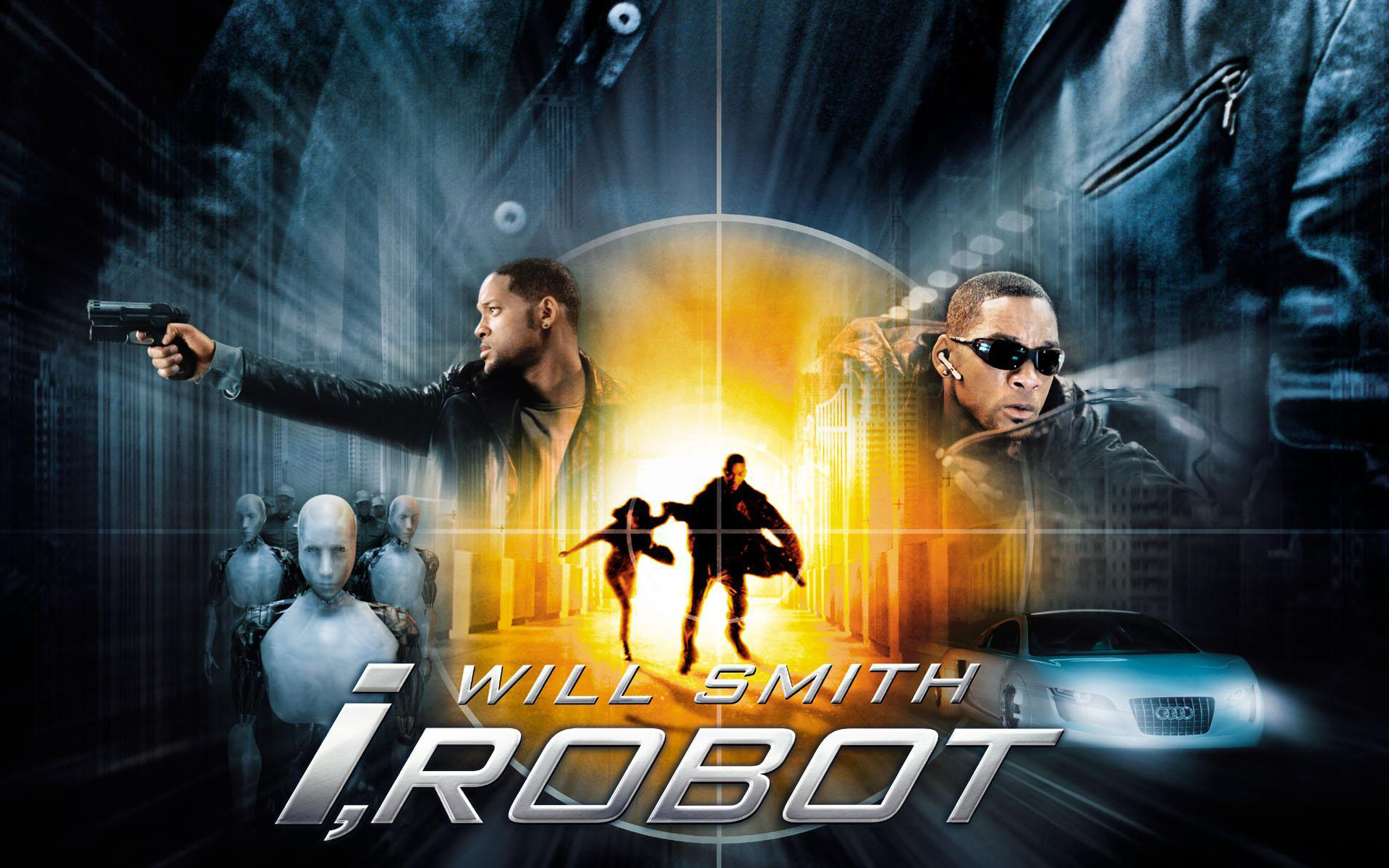 Will Smith I Robot 410.55 Kb