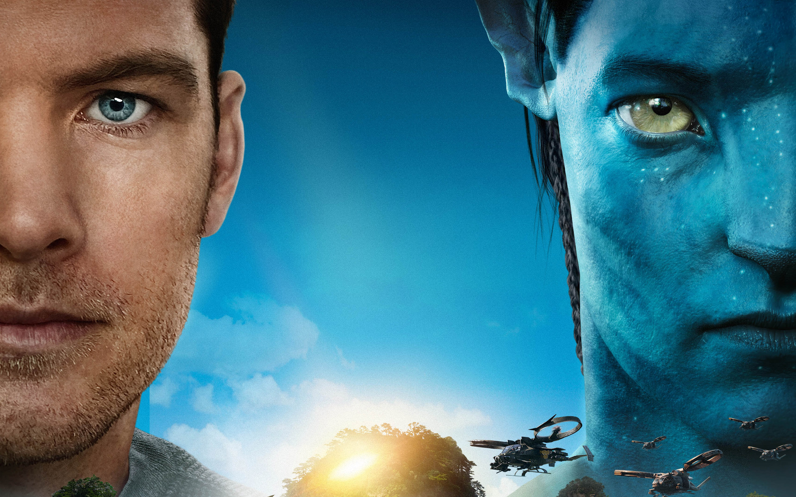 Jake and Avatar Poster 370.27 Kb