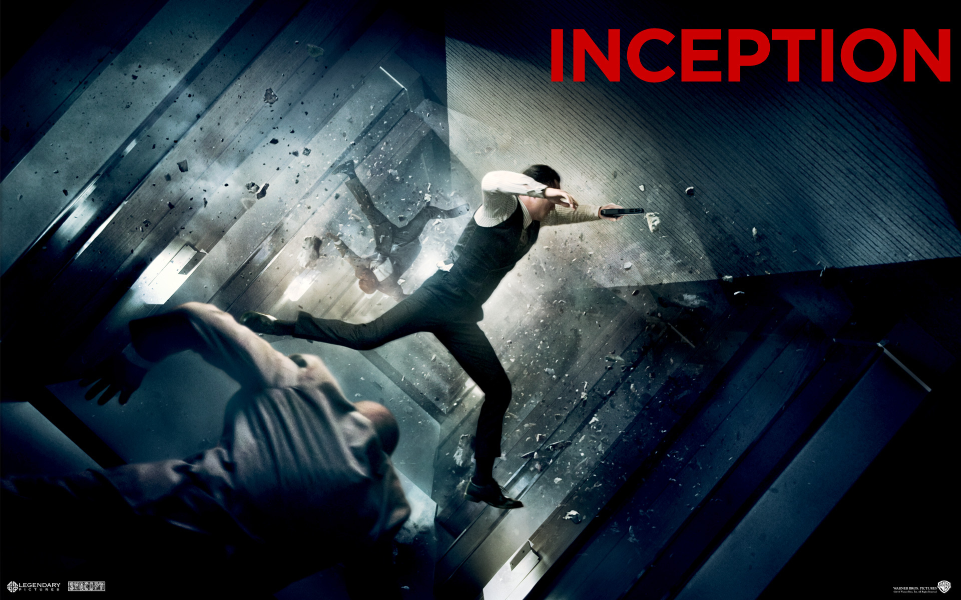 Joseph Gordon Levitt in Inception 253.93 Kb