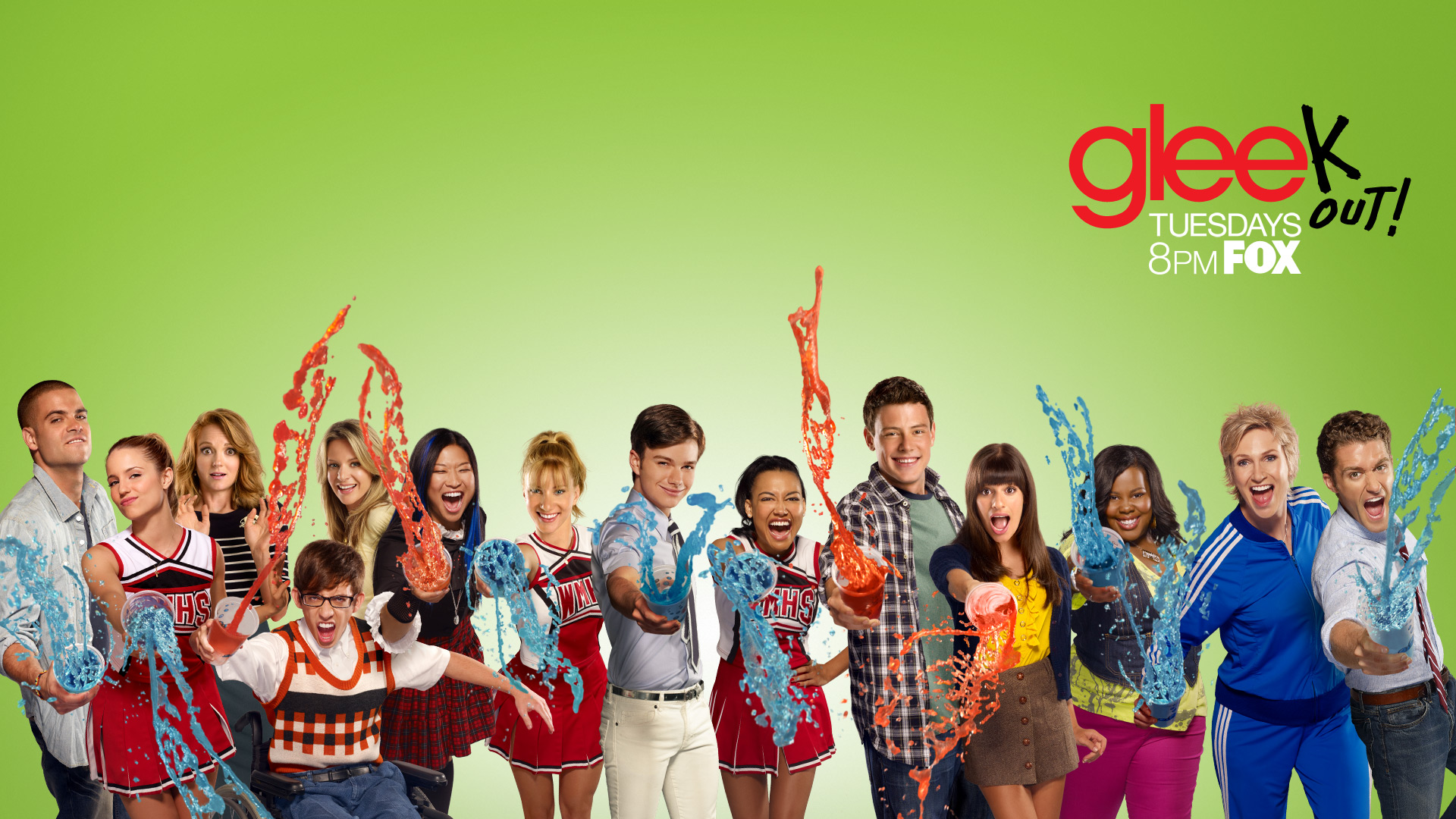 Glee TV Cast