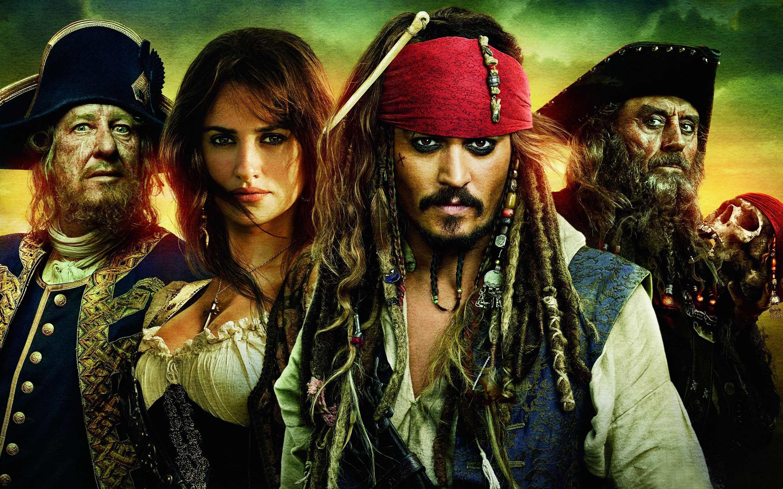 Pirates Of The Caribbean Stranger Tides