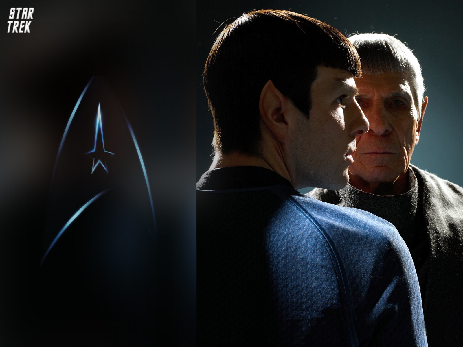 Spock in Star Trek 376.95 Kb