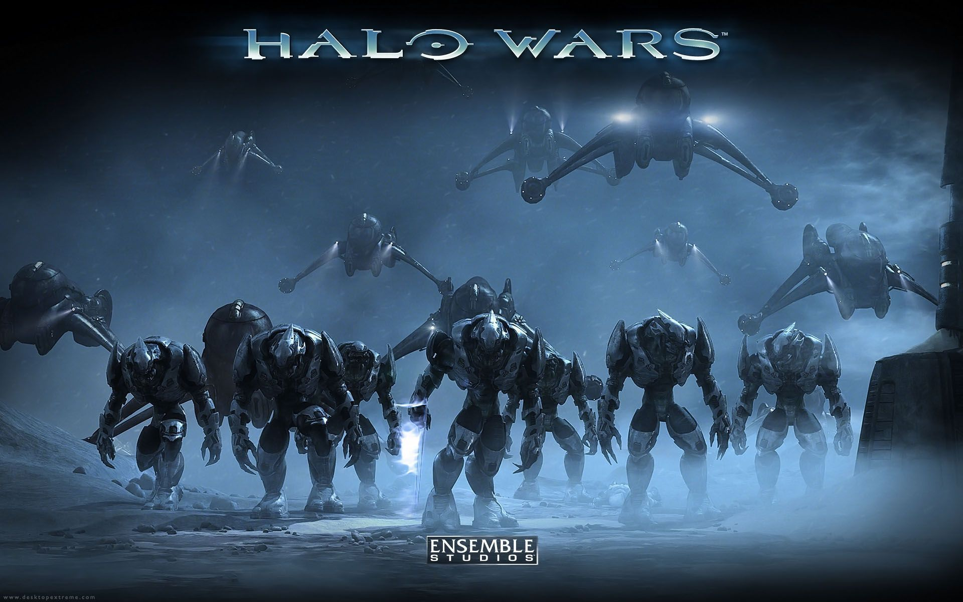 Halo Wars Xbox 360 Game 805.74 Kb