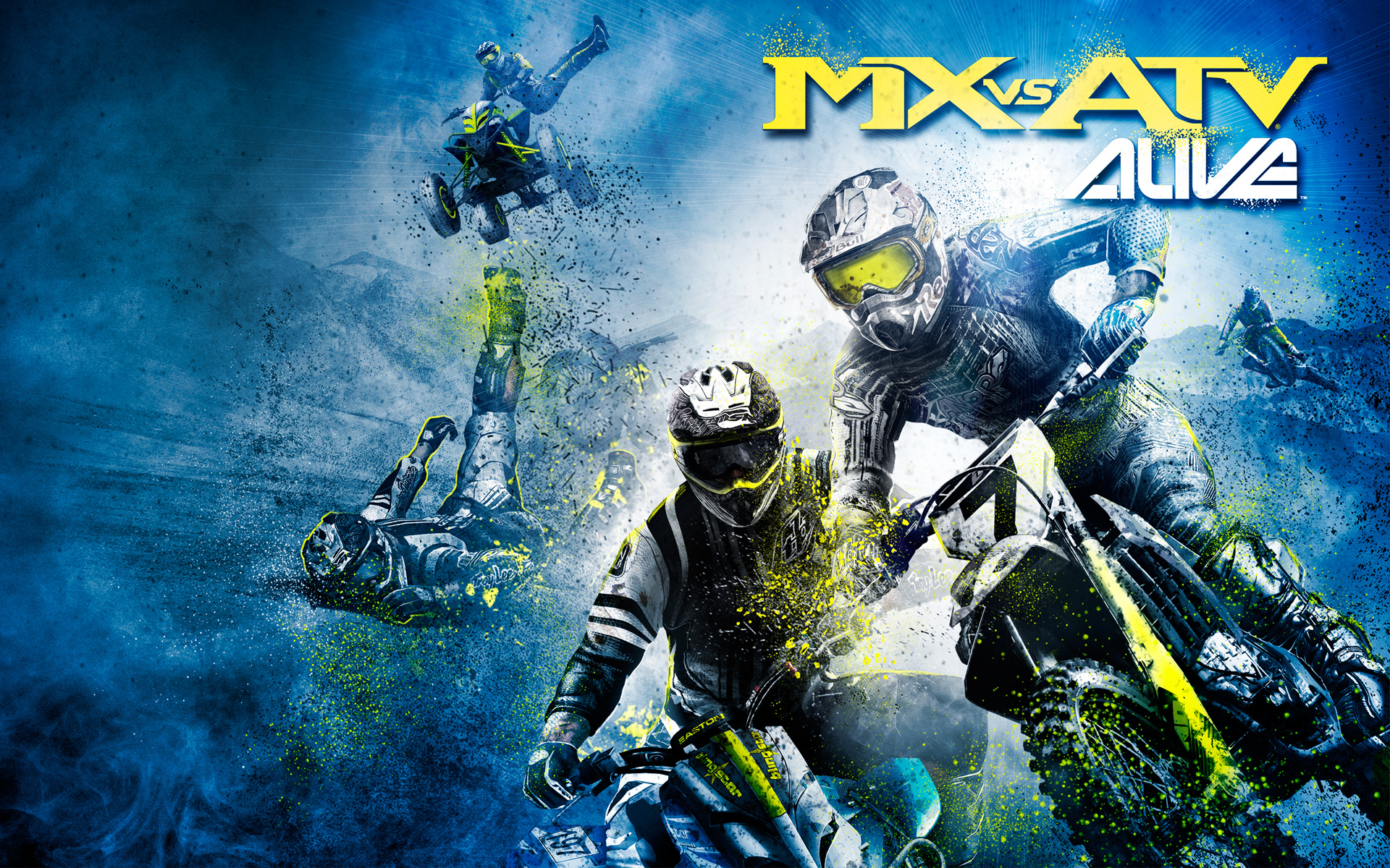 MX vs ATV Game