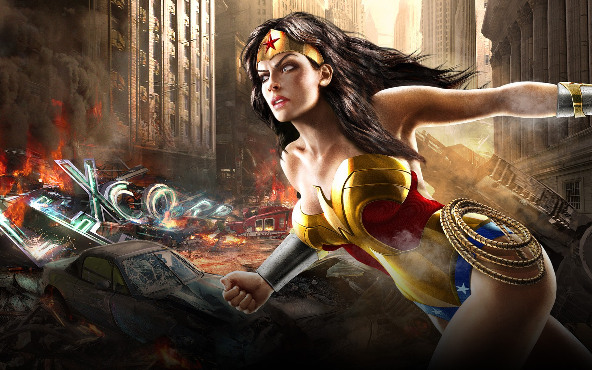 Wonder Woman DC Universe Online 1752.14 Kb