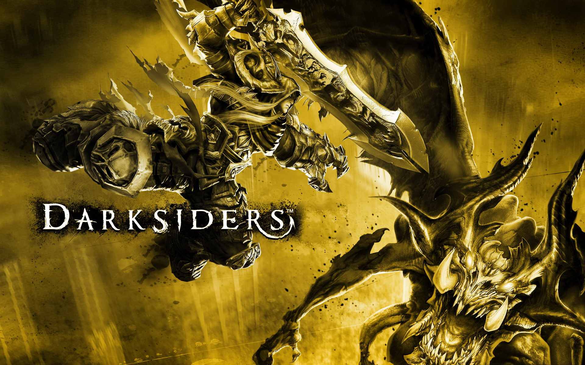Darksiders 2010 Game 703.55 Kb