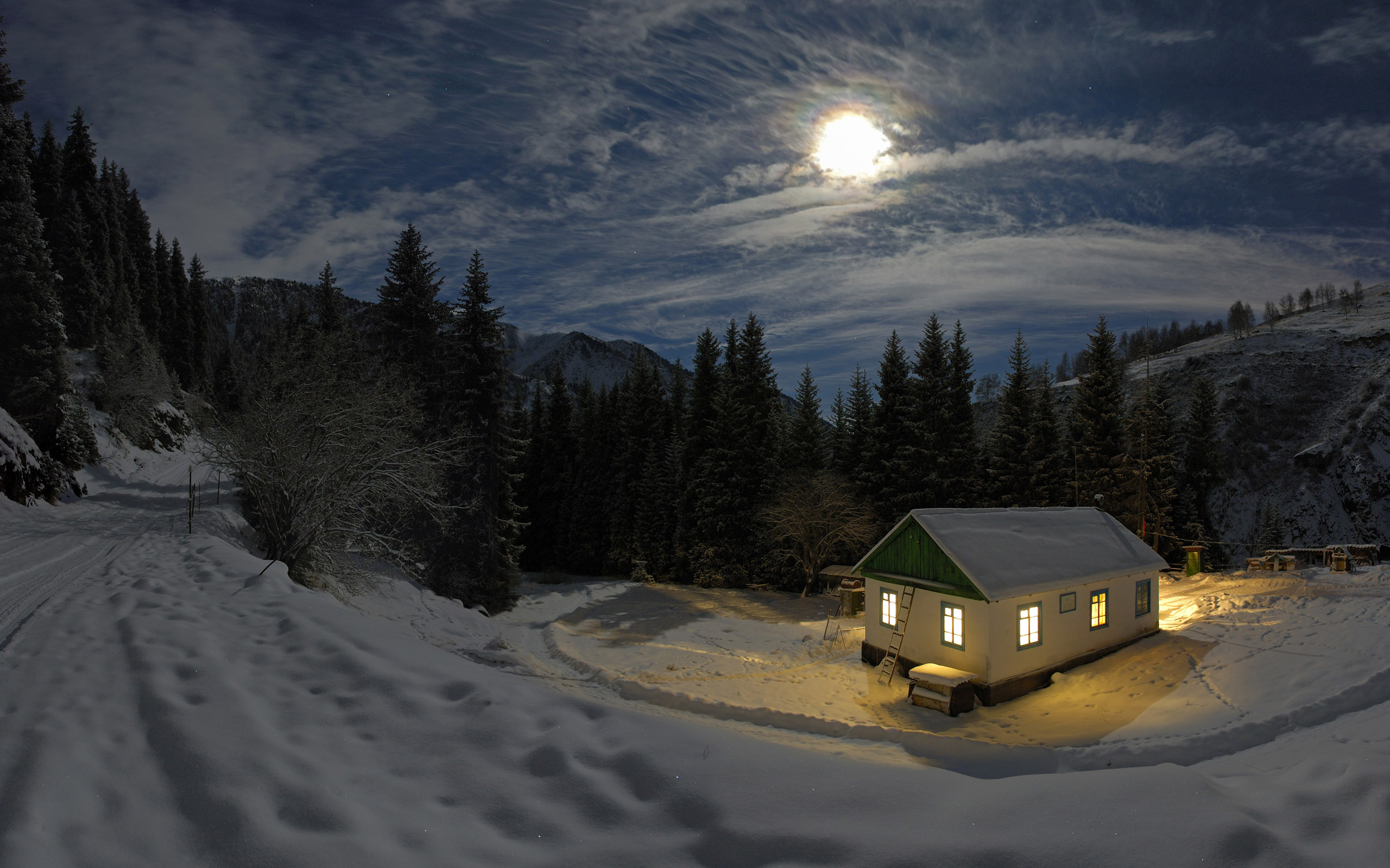 Cold Moon House