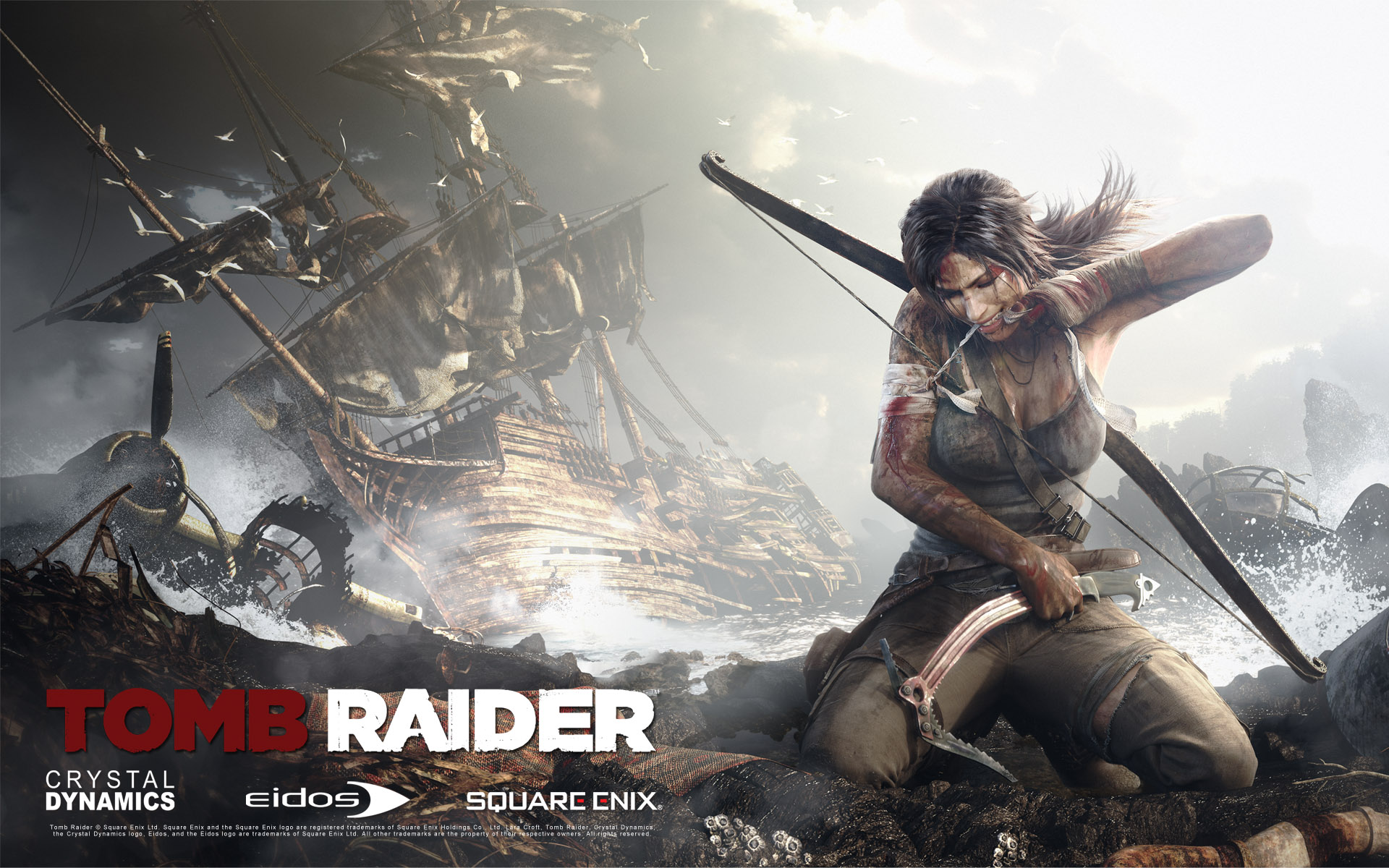 2012 Tomb Raider Game