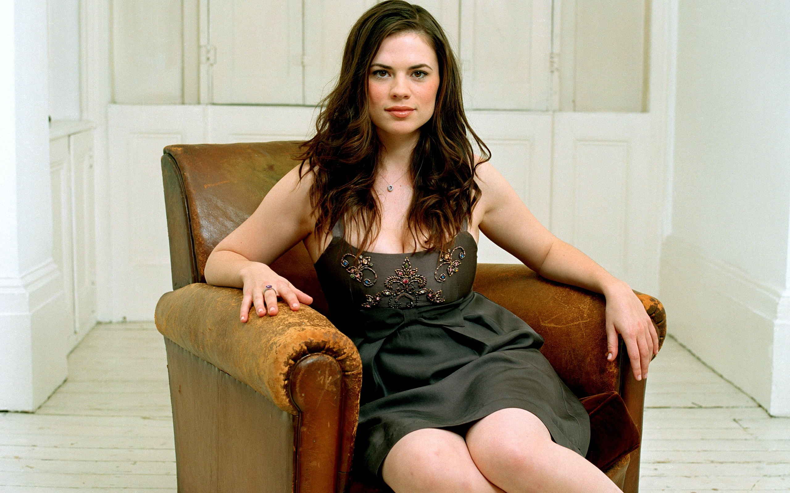 Hayley Atwell 840.22 Kb