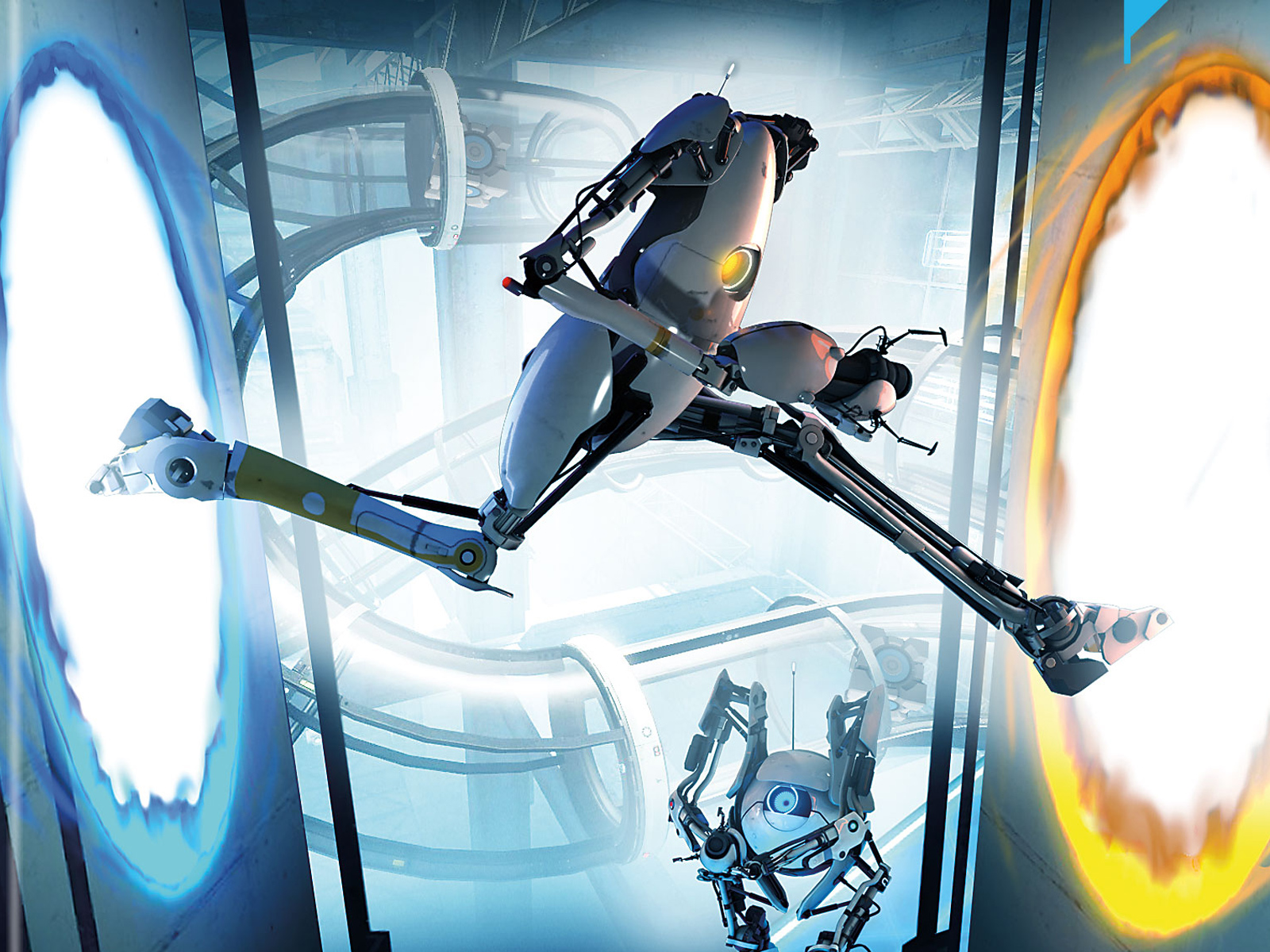Portal 2 4173317 1920x1080 All For Desktop