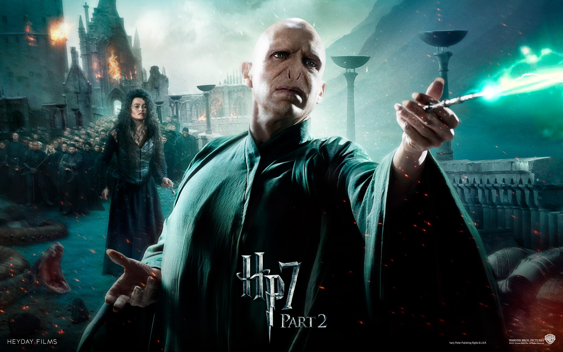 Voldemort in HP7 Part 2 176.33 Kb