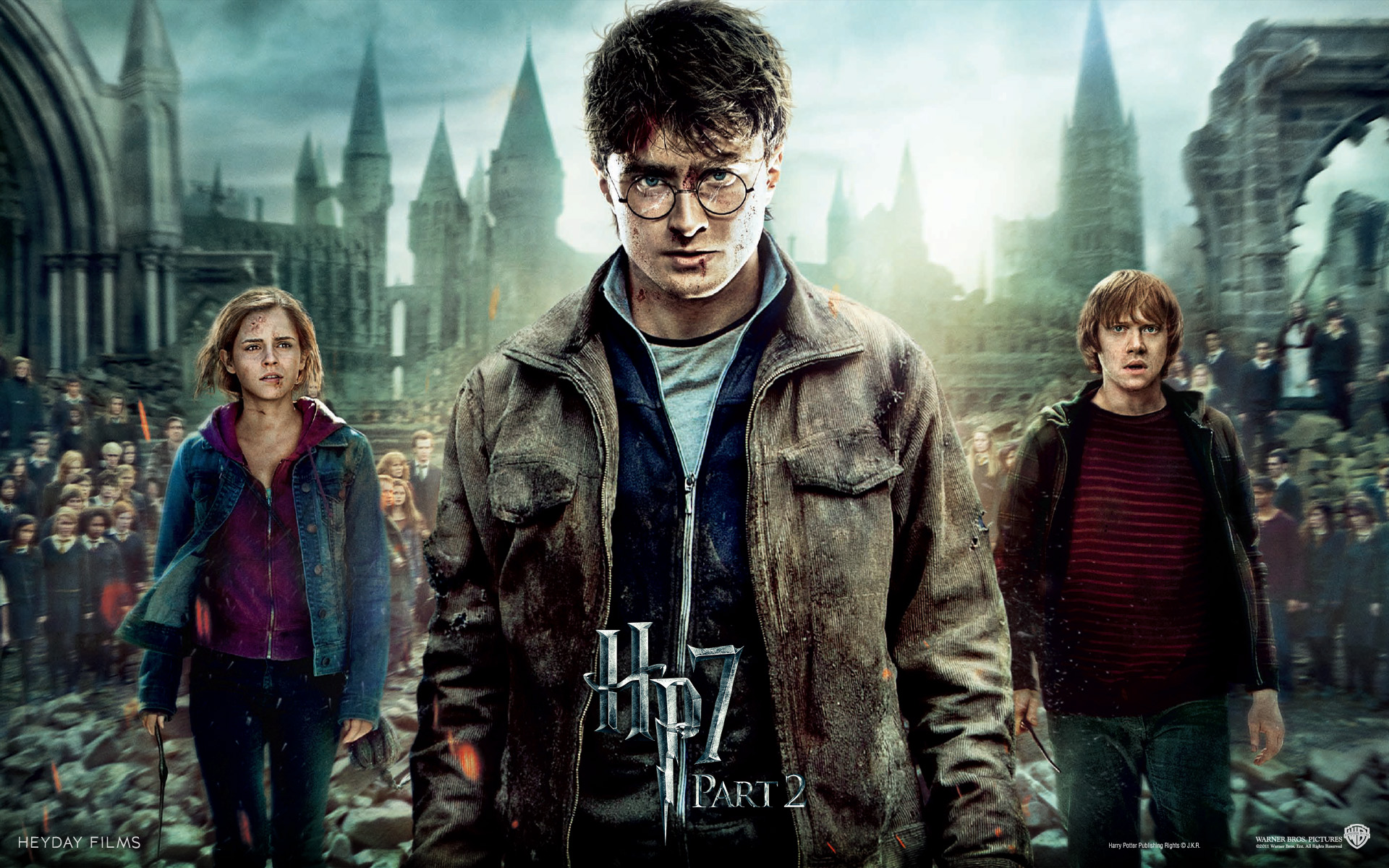 Harry Potter and The Deathly Hallows Part 2 424.93 Kb
