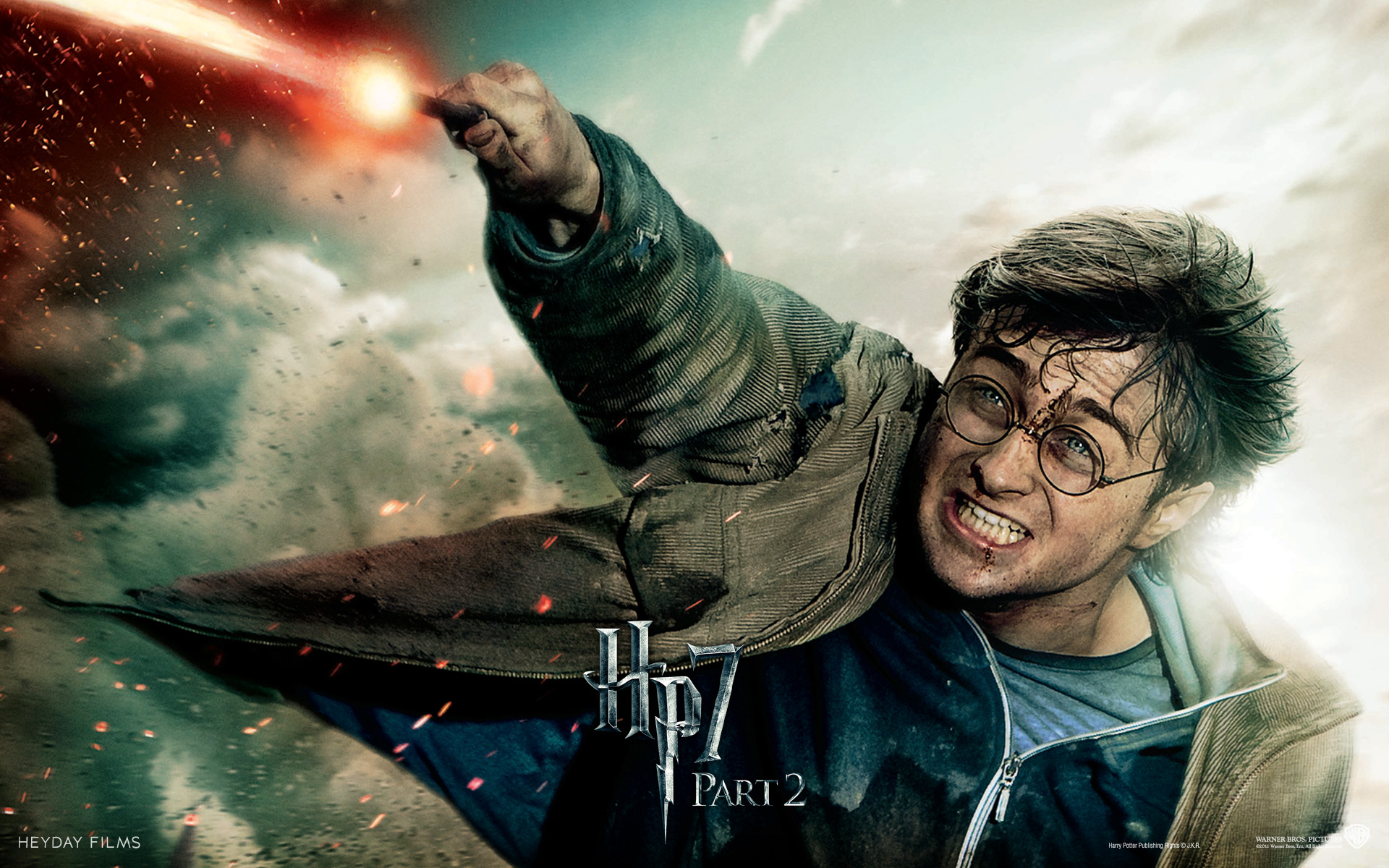 Harry Potter in Deathly Hallows Part 2 424.93 Kb