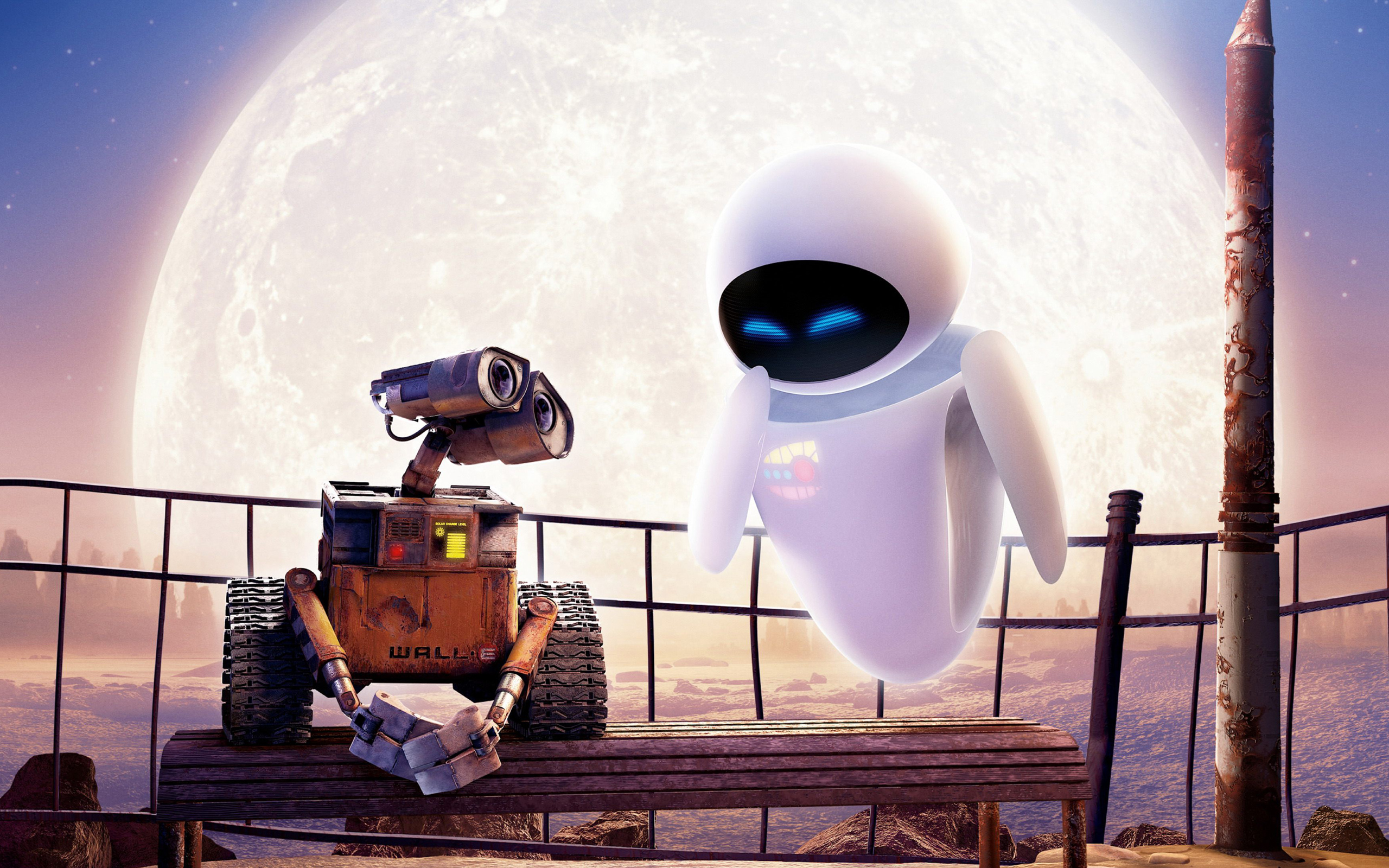 WALL E Eve 390.11 Kb