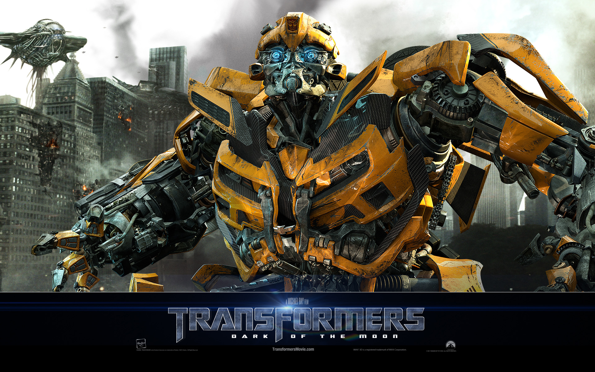 Bumblebee Transformers Dark of The Moon 1077.83 Kb