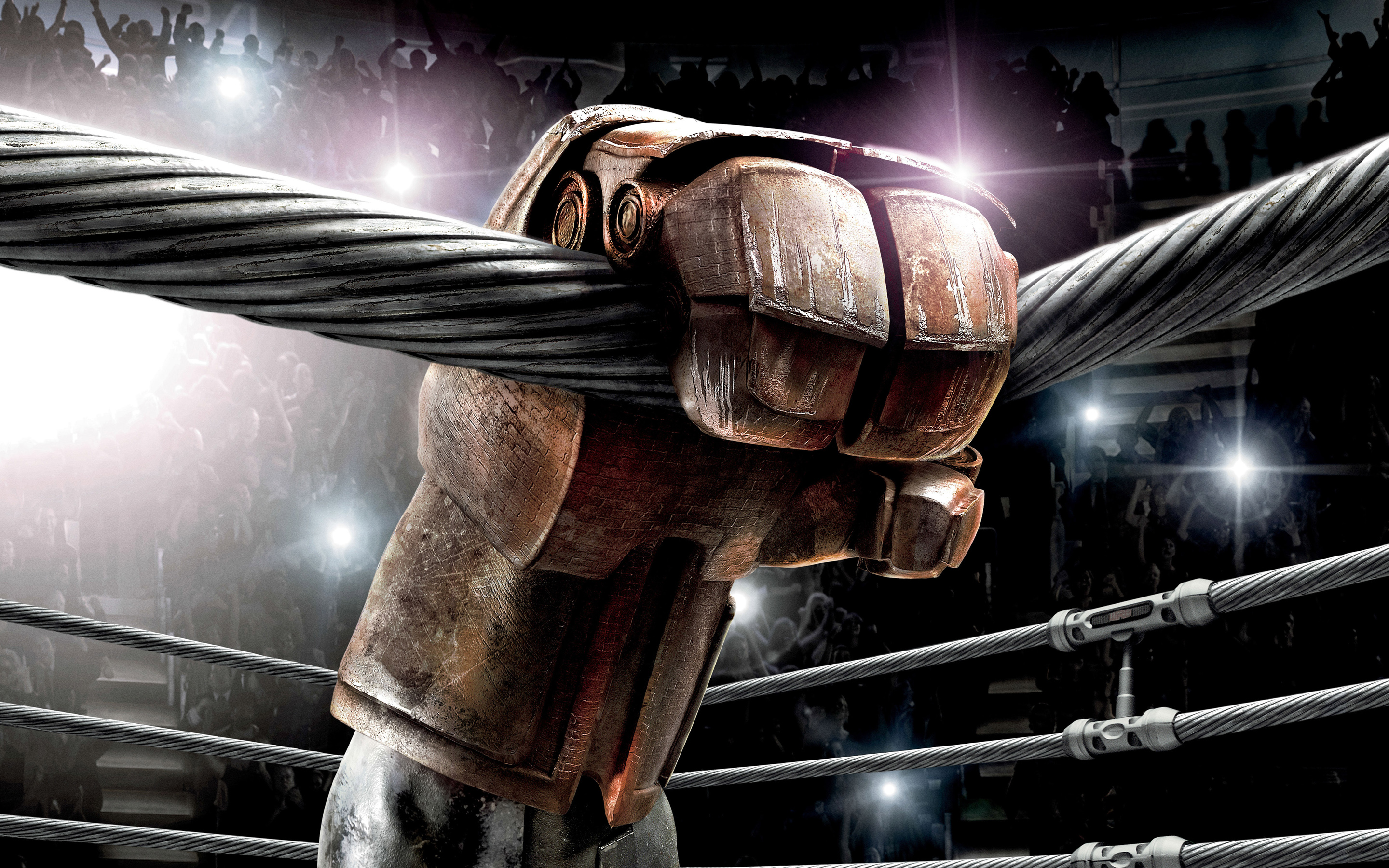 Real Steel 2011 Movie