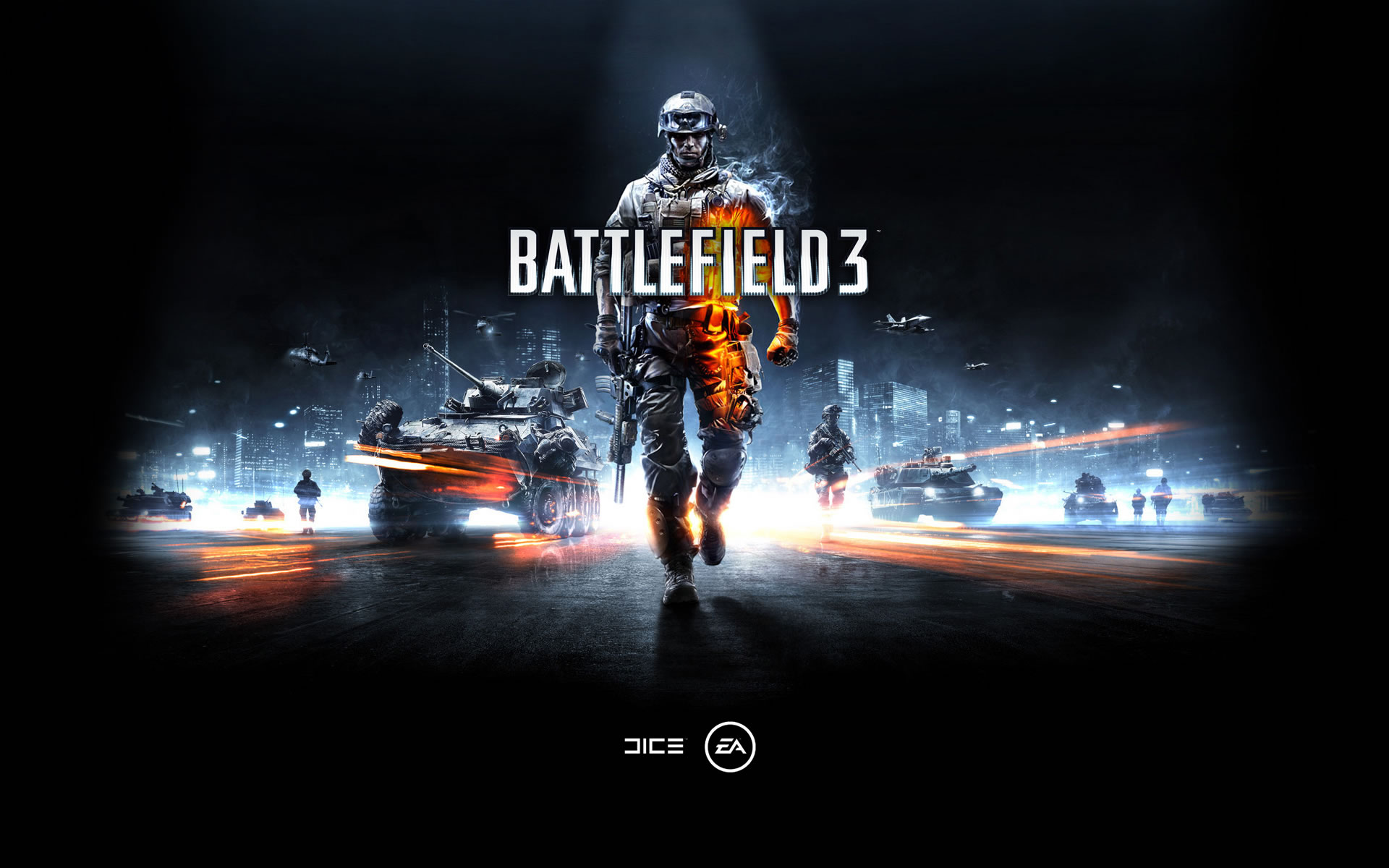 Battlefield 3 Game 2011 878.52 Kb