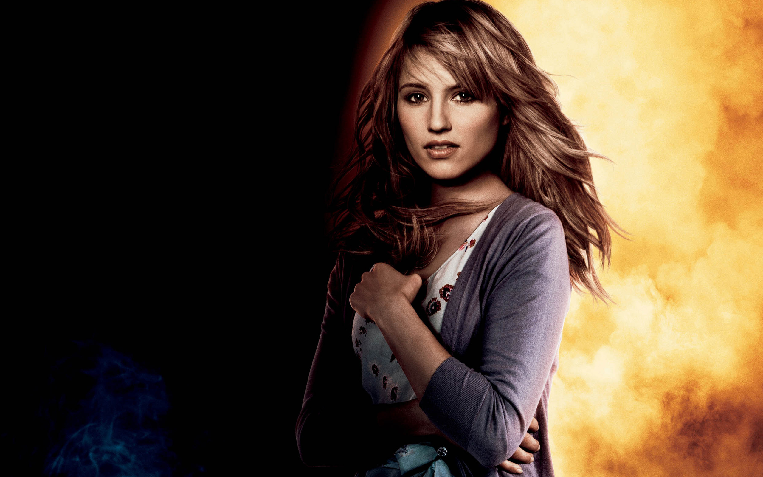Dianna Agron in I Am Number Four 690.42 Kb