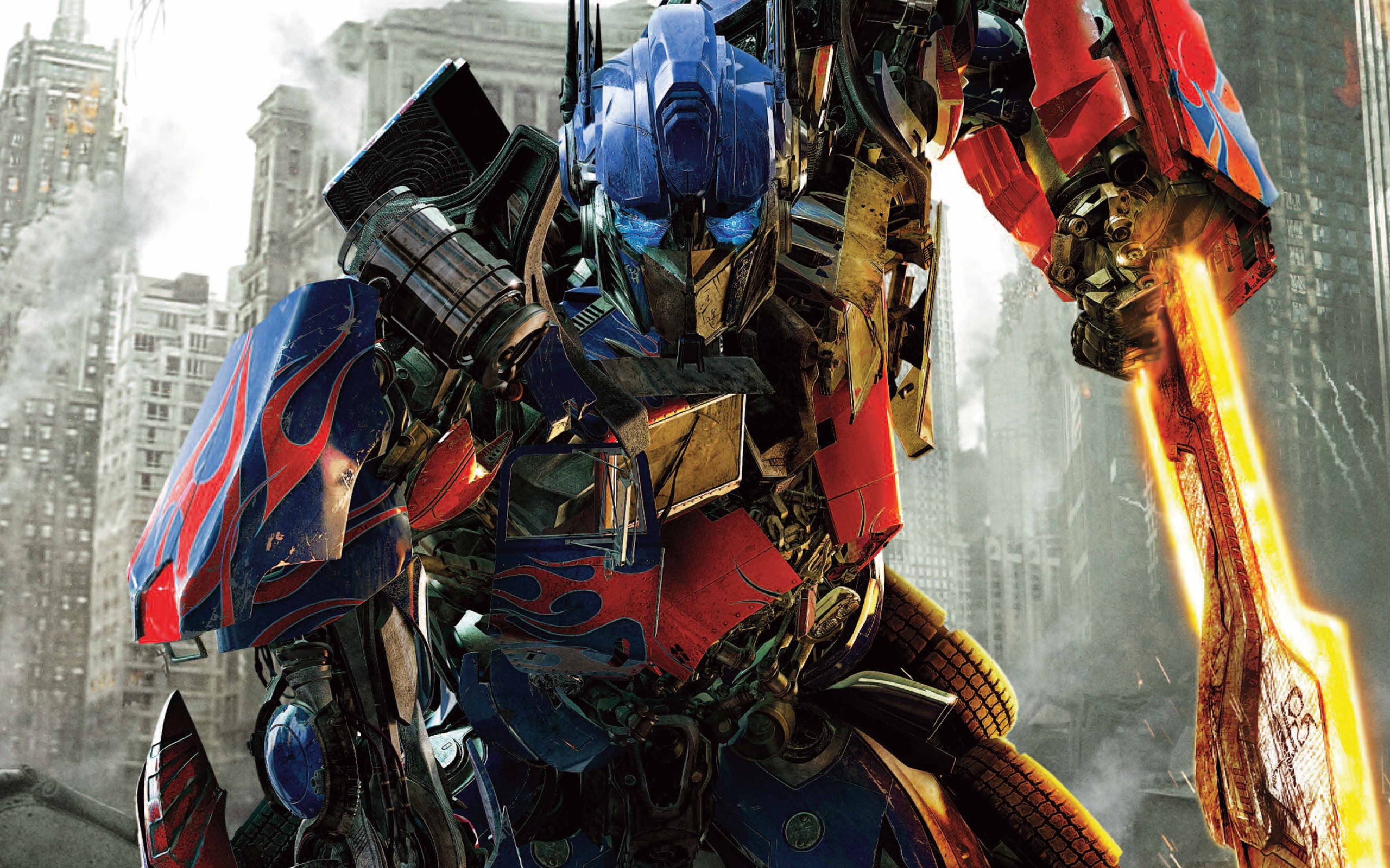 Optimus Prime Transformers Dark of The Moon 1054.35 Kb