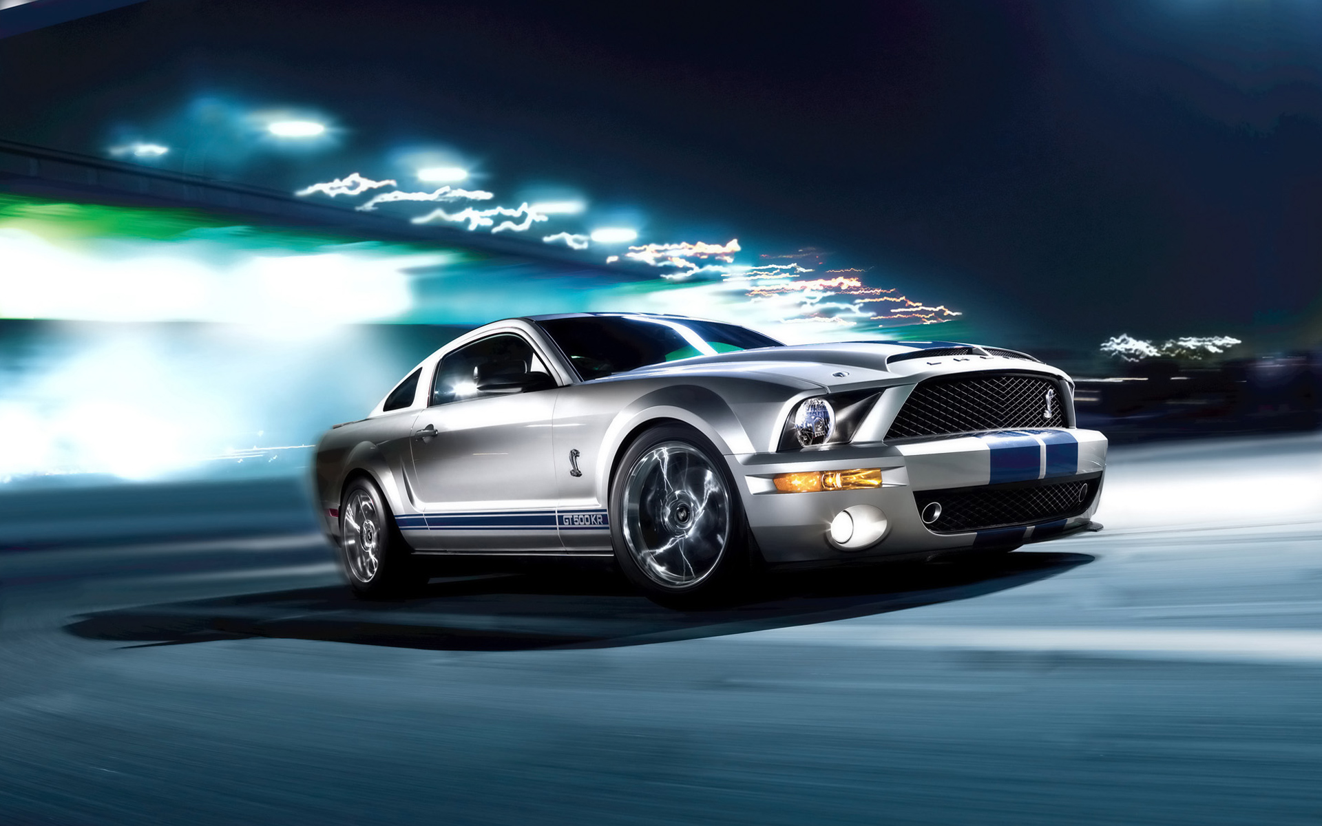 Ford Mustang Shelby 408.17 Kb