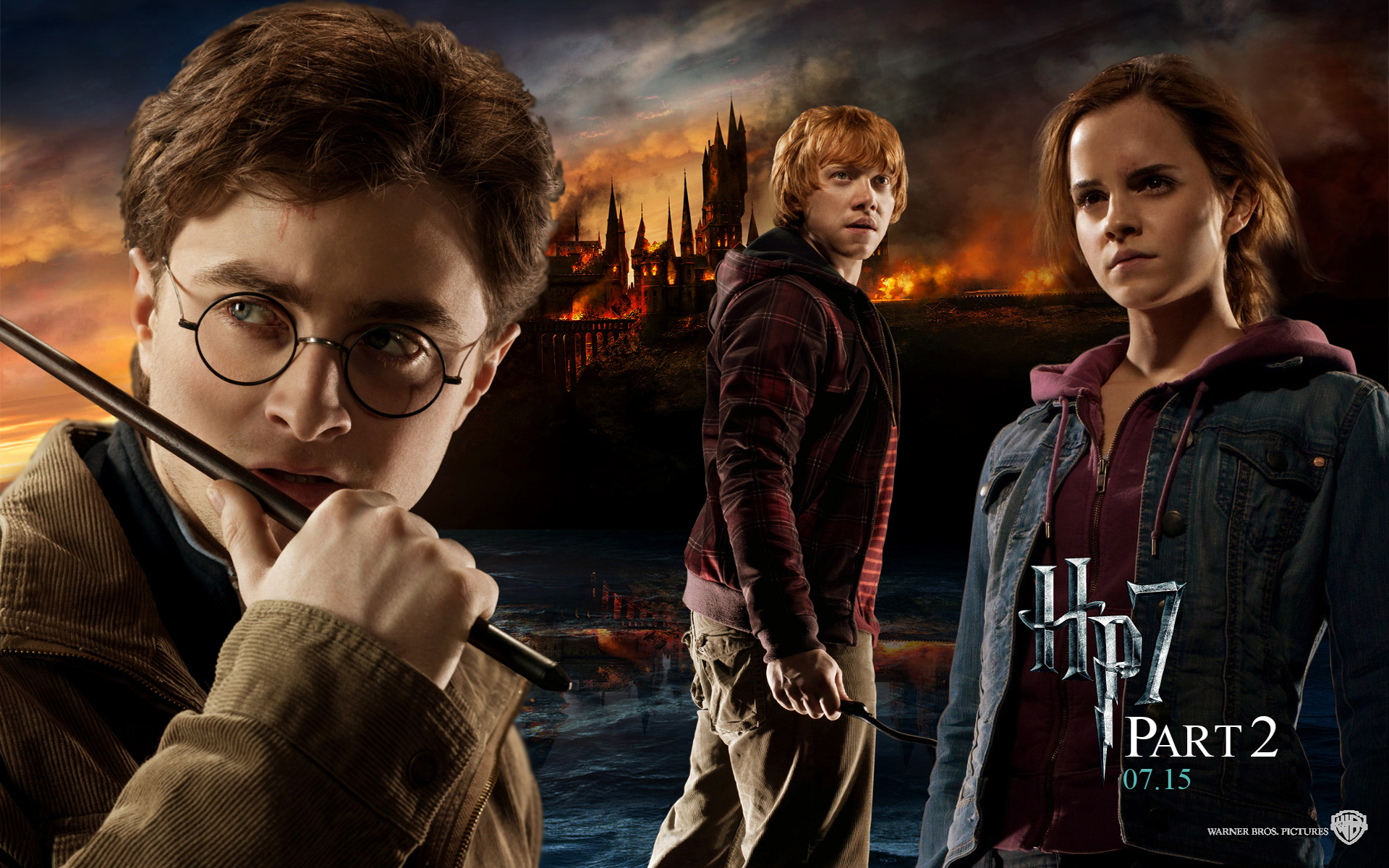Harry Potter Deathly Hallows Part II 424.93 Kb