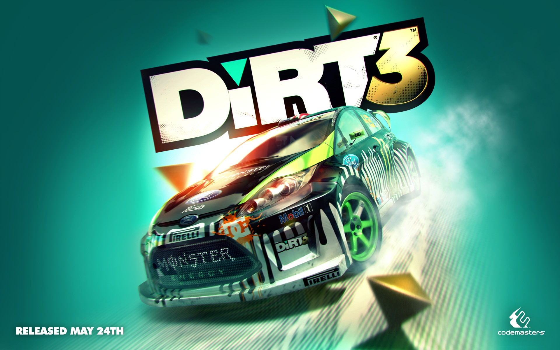 2011 DiRT 3 Game 509.36 Kb