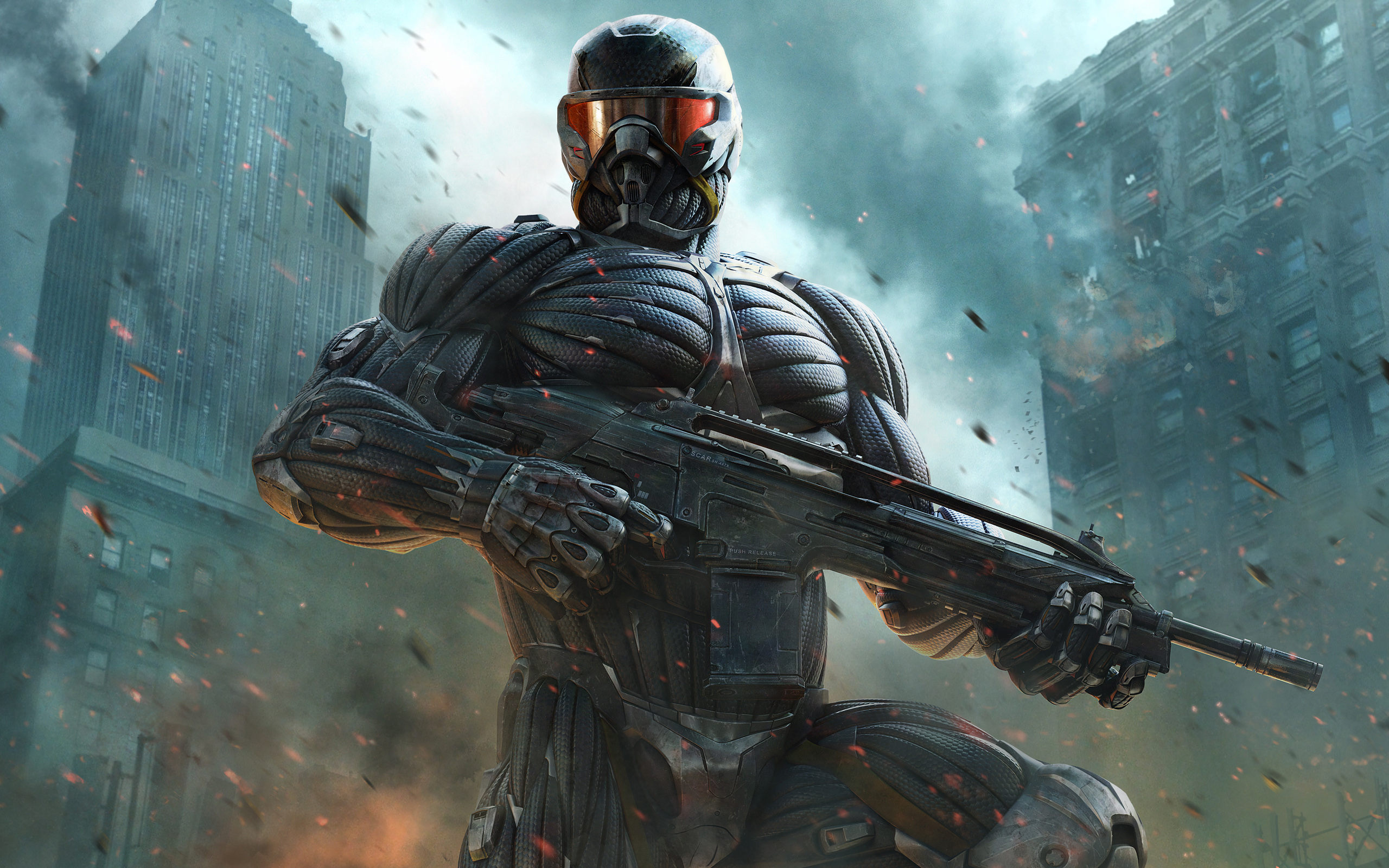 Crysis 2 FPS Game 1002.06 Kb