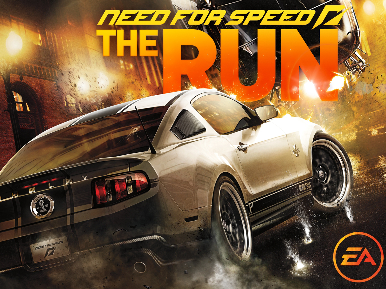 2011 Need for Speed The Run