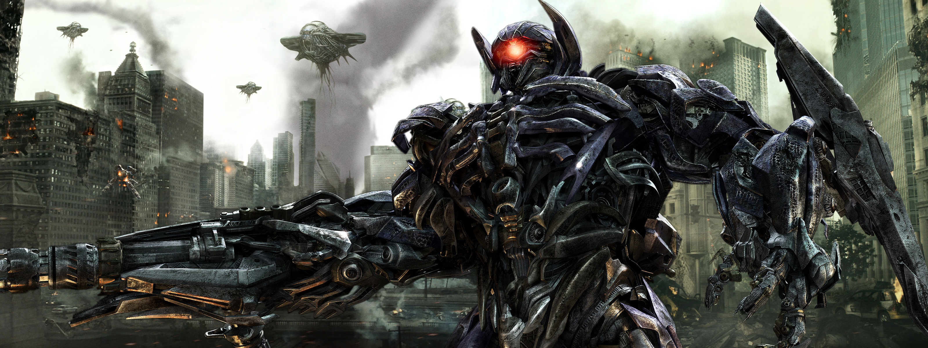 Shockwave in New Transformers 3