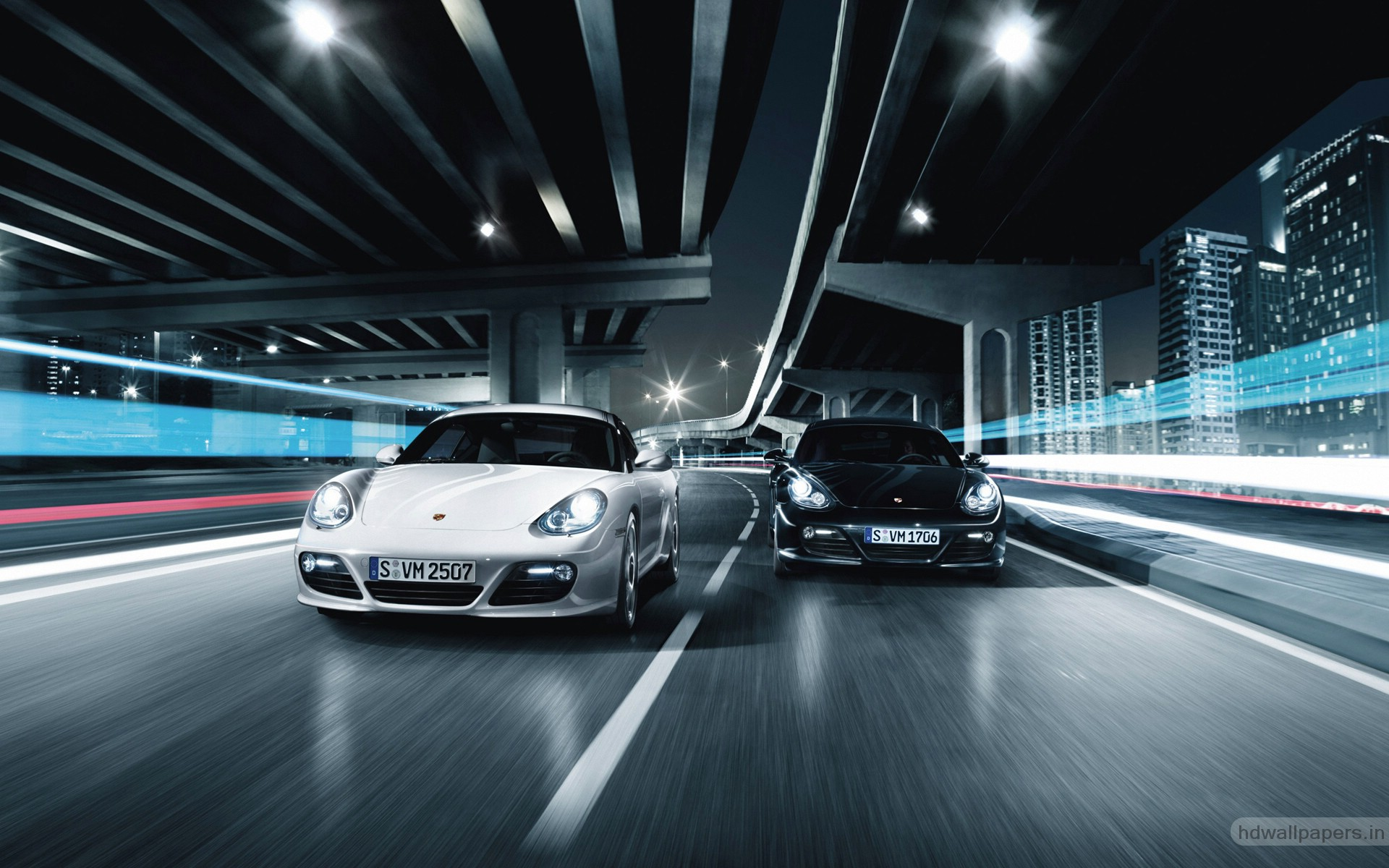 Porsche Cayman Cars 214.62 Kb