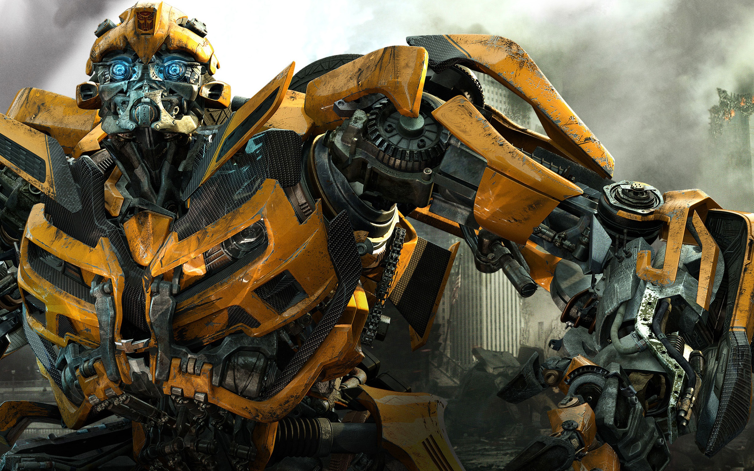 Transformers 3 Bumblebee 2198.51 Kb