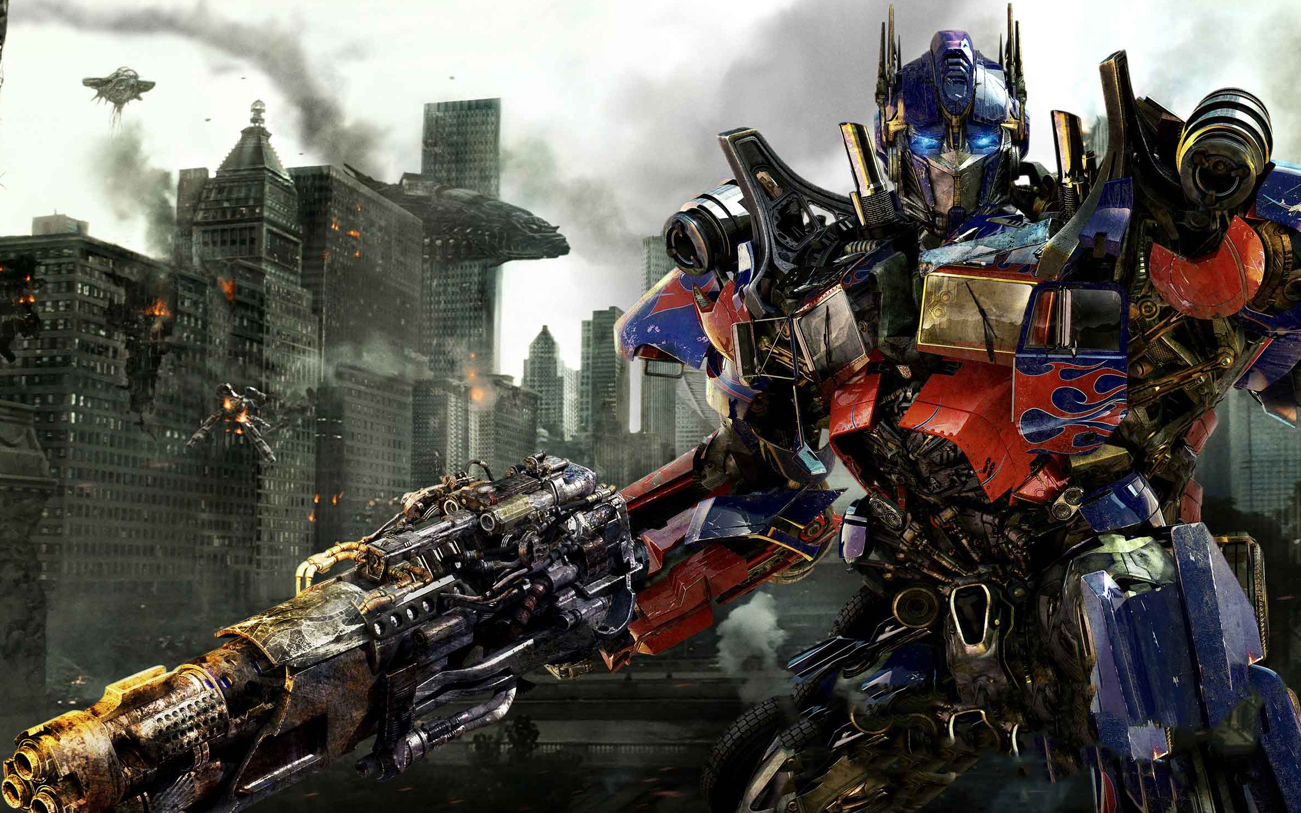 Transformers 3 Optimus Prime 2090.8 Kb