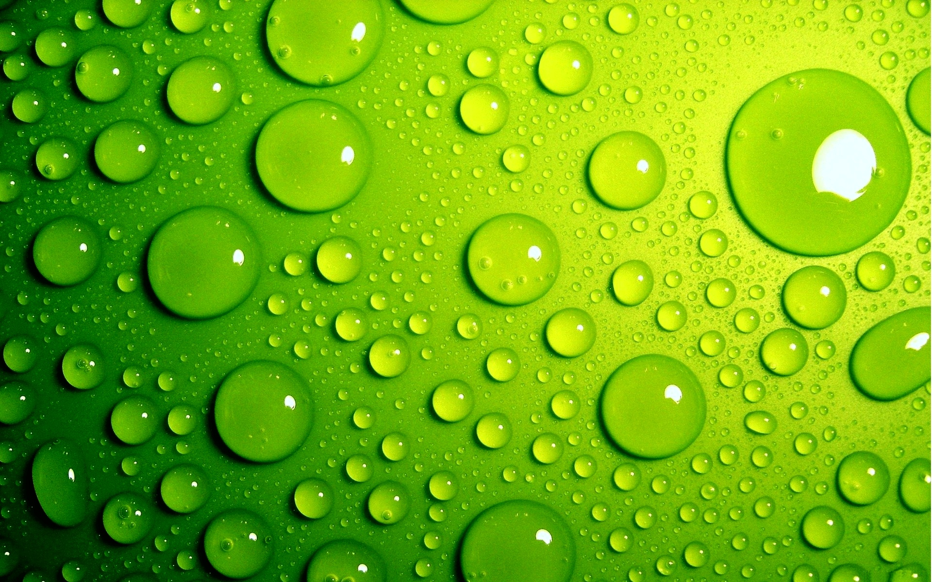 Green Bubbles