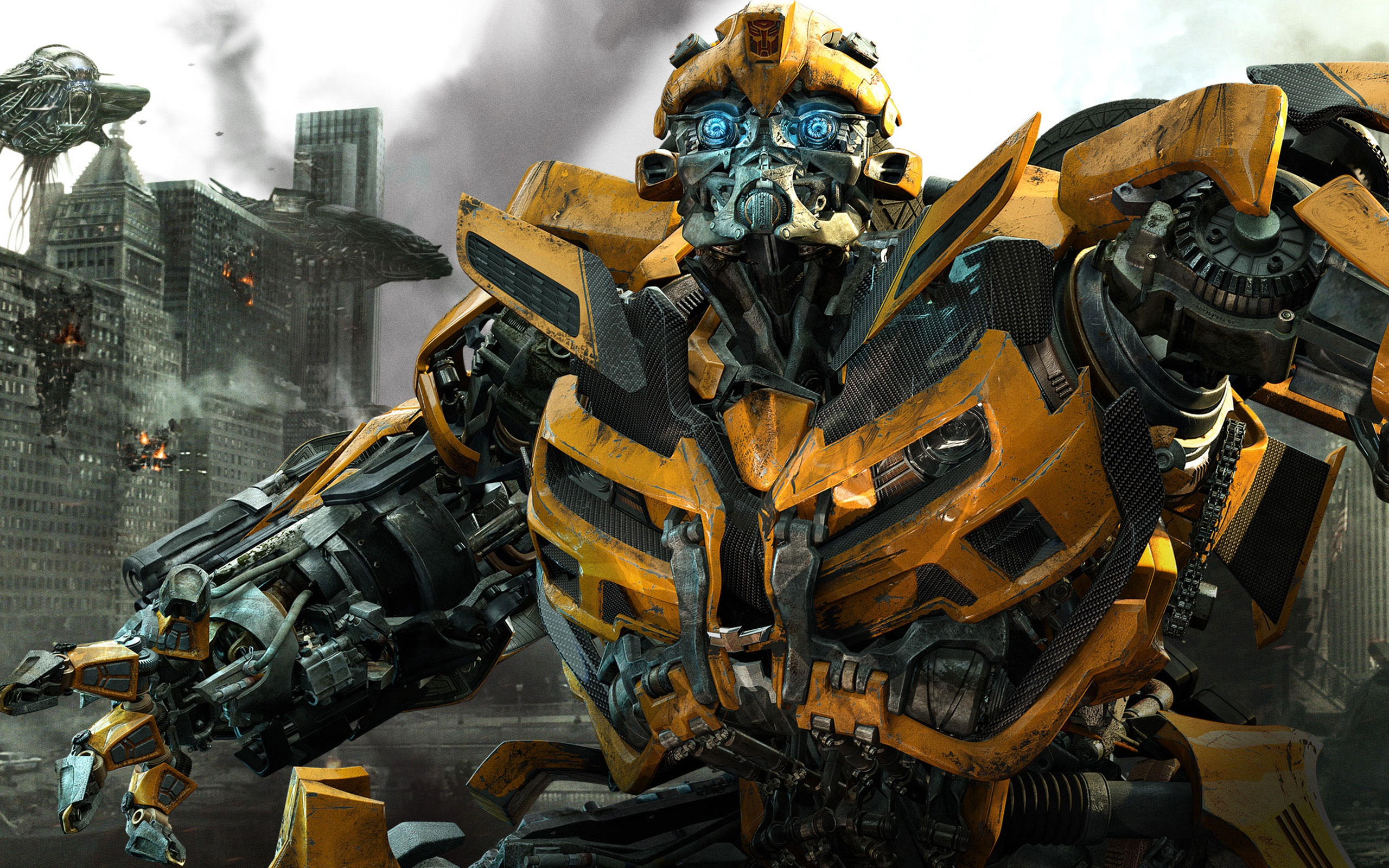 Bumblebee in Transformers 3 1754.98 Kb