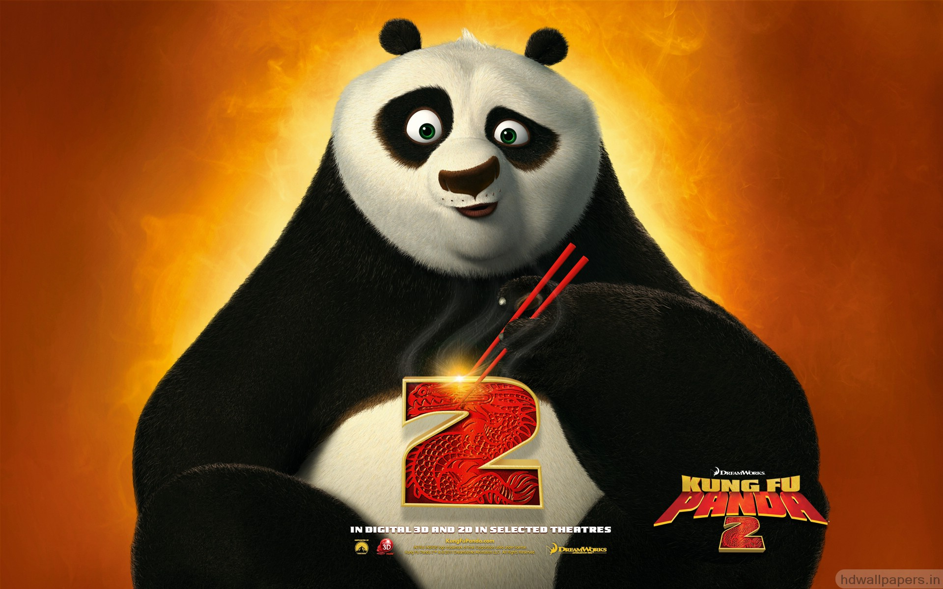 2011 Kung Fu Panda 2 Movie 929.67 Kb