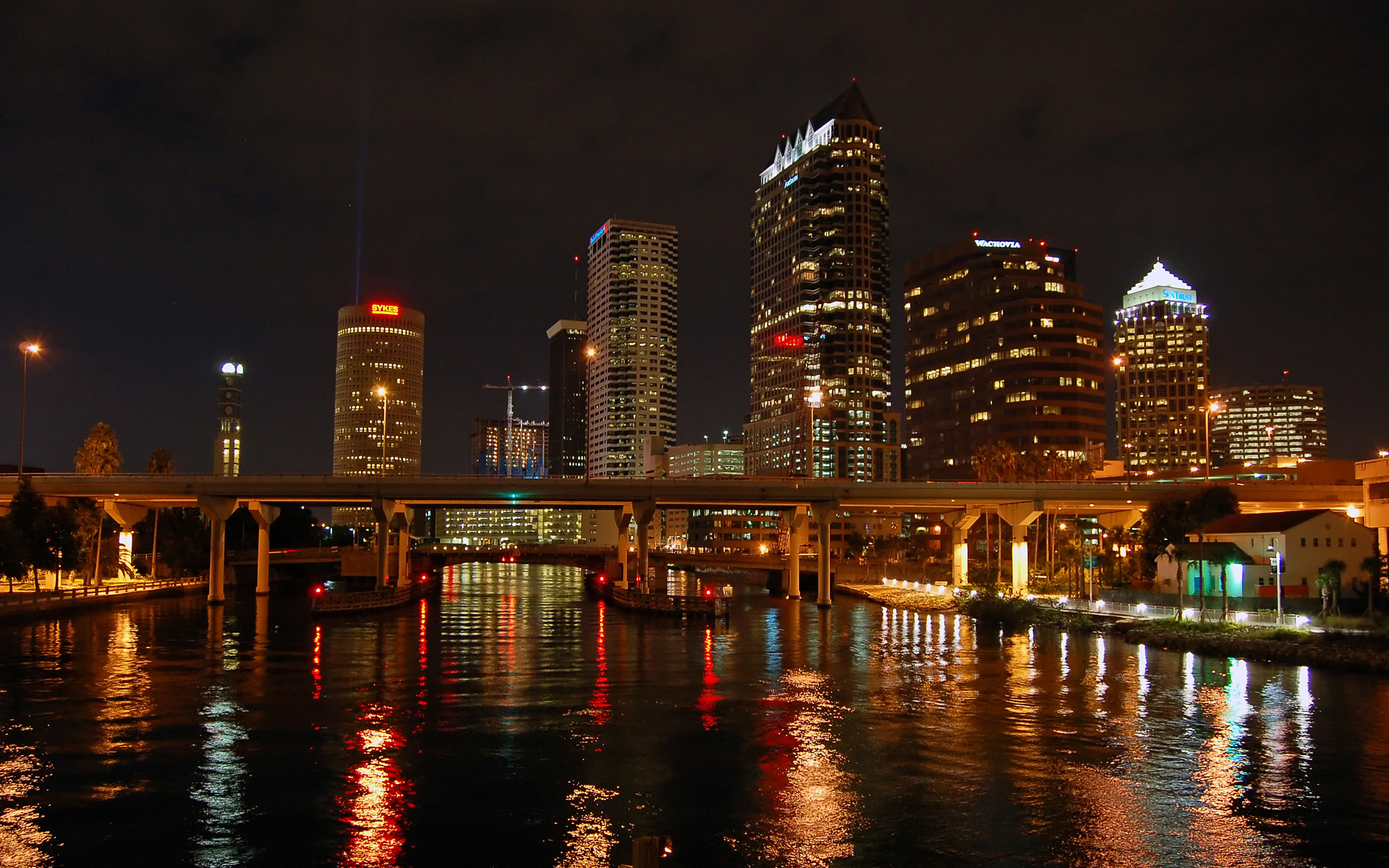 Tampa Bay Nights 551.55 Kb