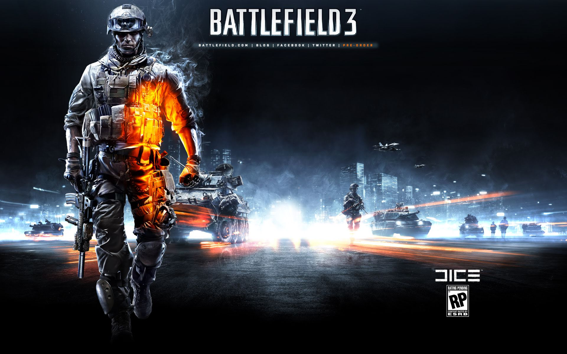 Battlefield 3 Game 878.52 Kb