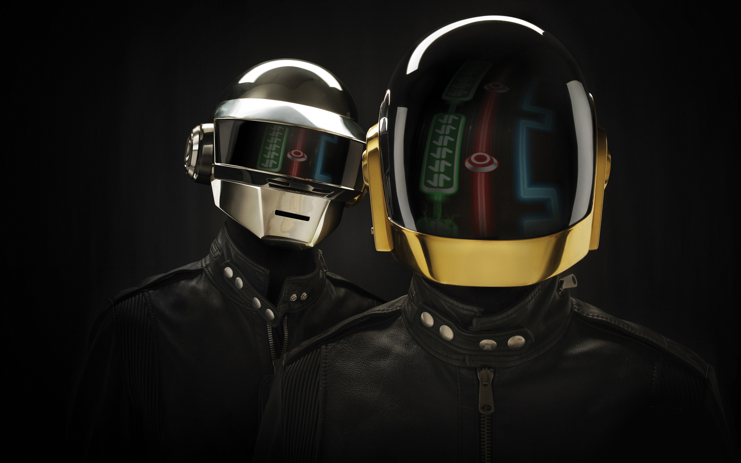 French Musicians Daft Punk 1161.41 Kb