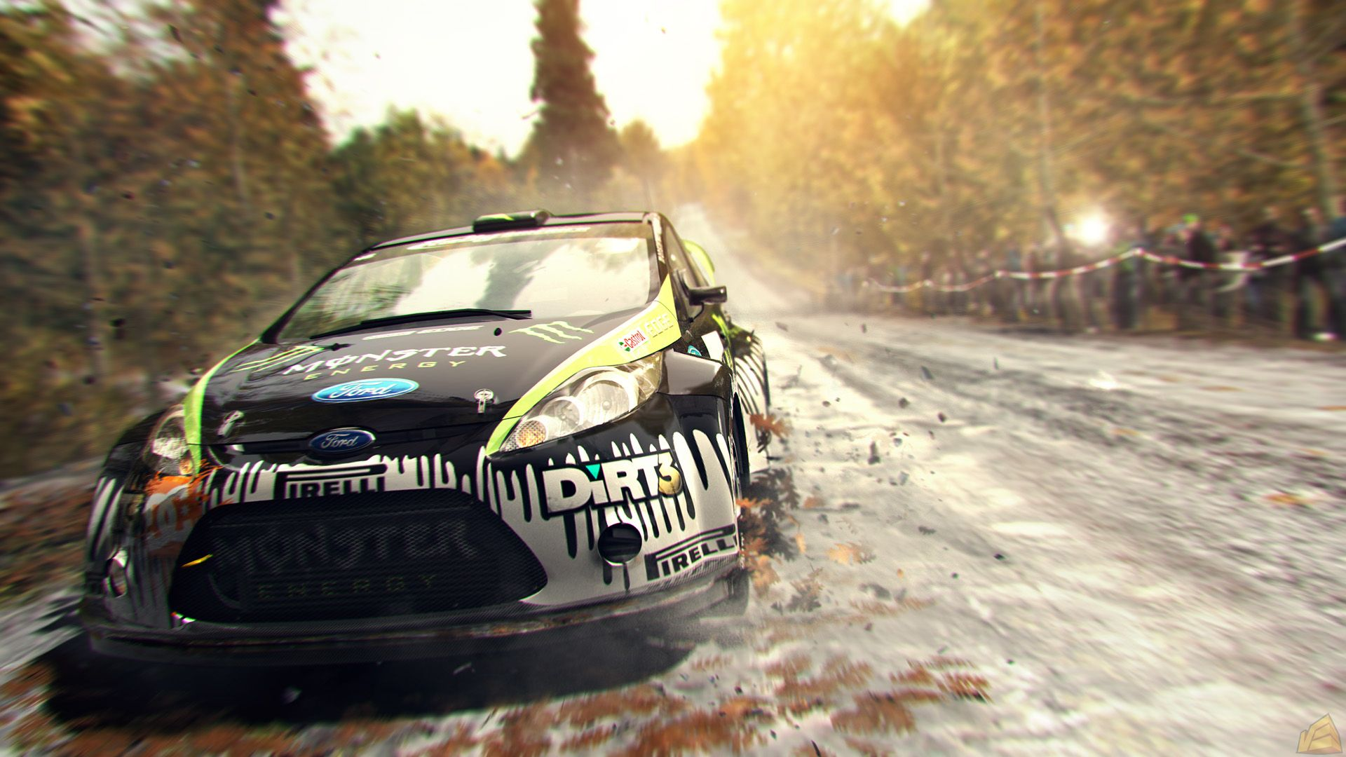 DiRT 3 2011 Game 509.36 Kb