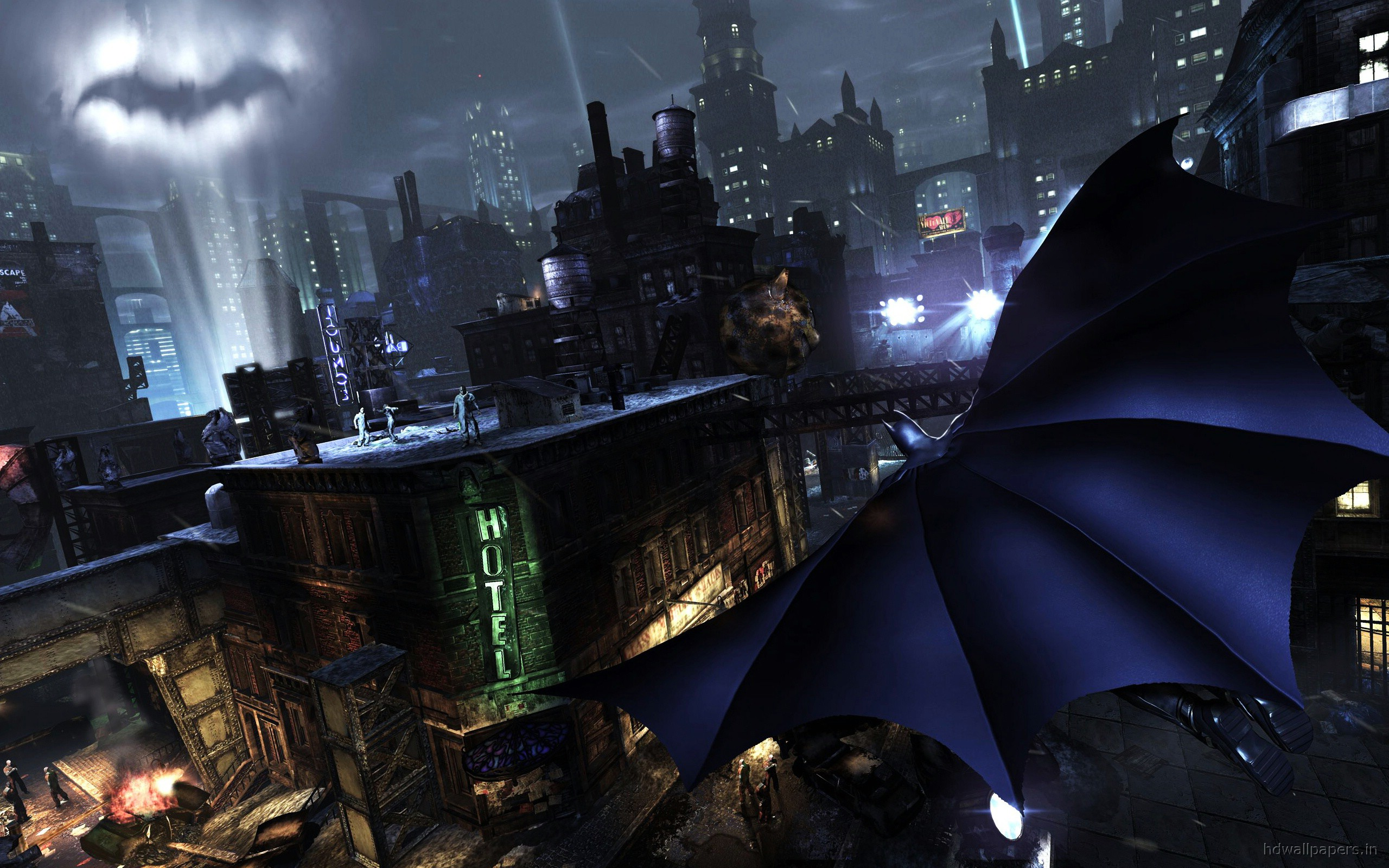 Batman Arkham City 1268.96 Kb