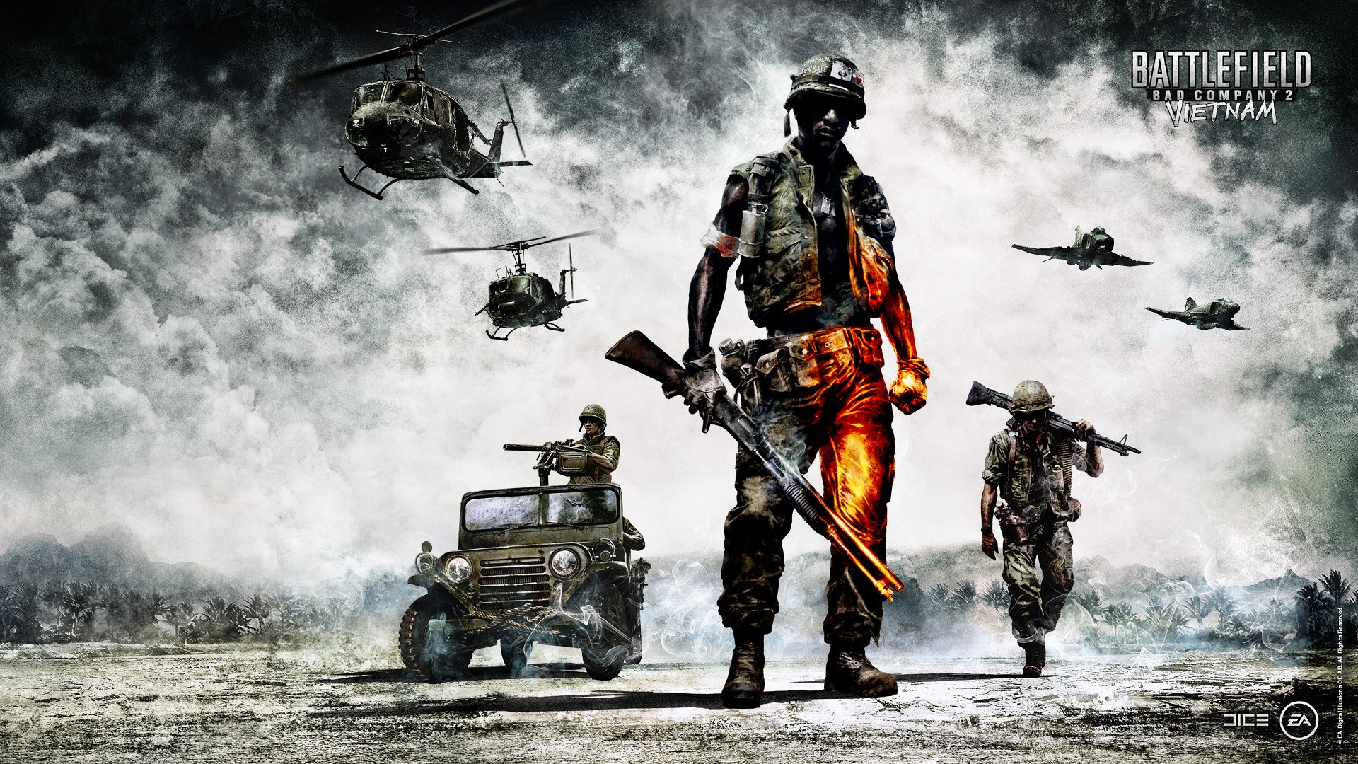 Battlefield Bad Company 2 Vietnam 1158.09 Kb