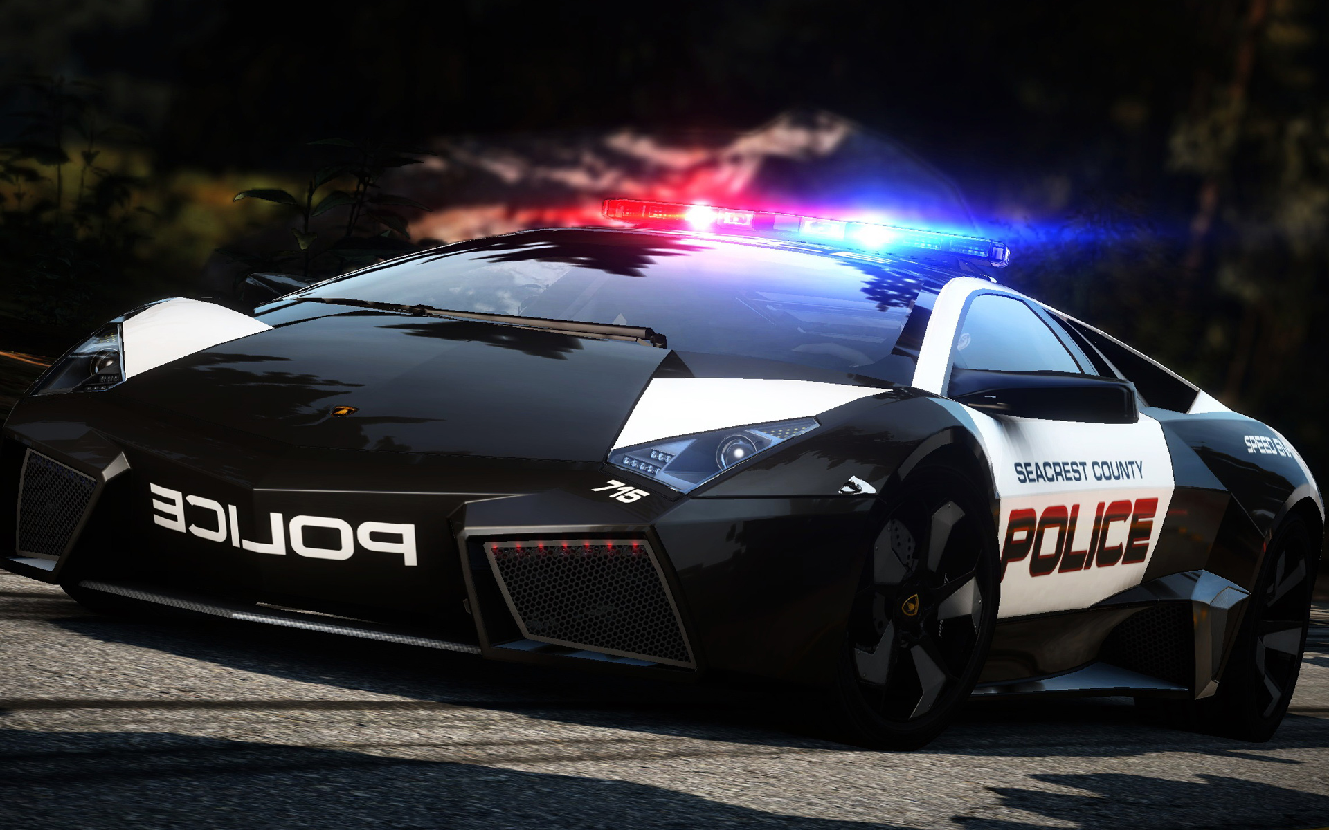 Lamborghini Reventon Hot Pursuit 643.41 Kb