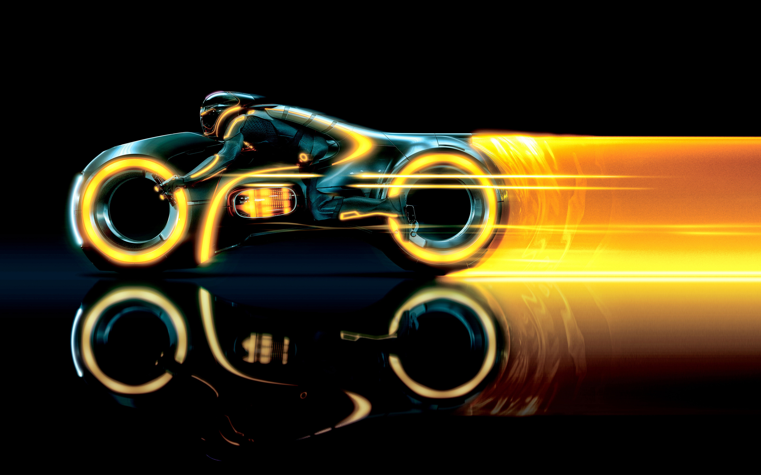 Tron Legacy Lightcycle 433.74 Kb