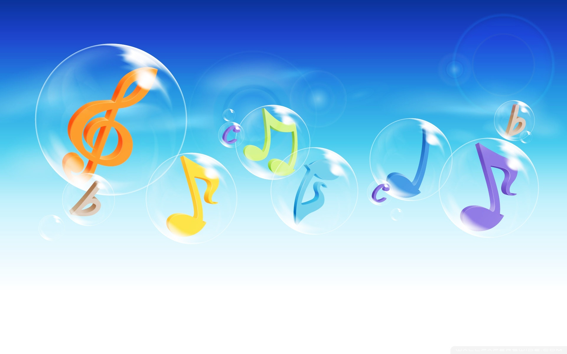 Musical Bubbles 221.52 Kb
