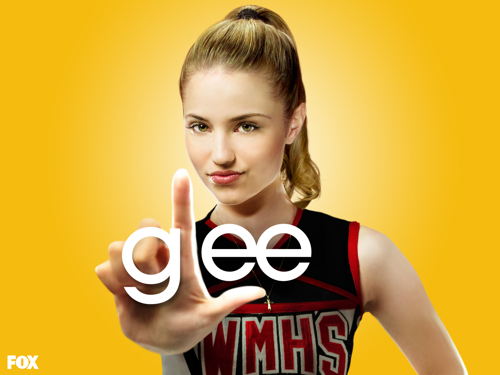 Dianna Agron in Glee 1087.15 Kb