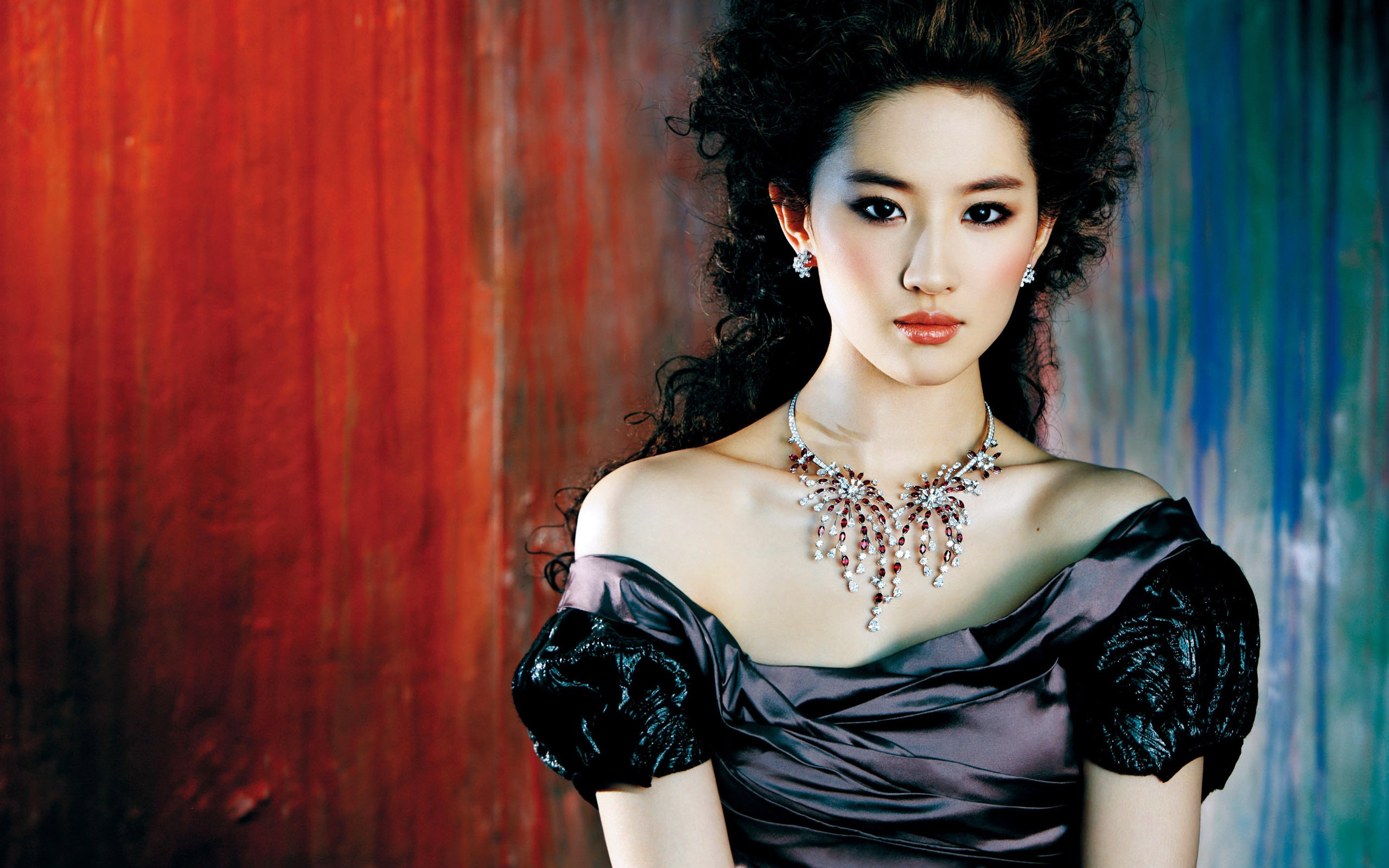 Liu Yifei Chinese Actress 342.59 Kb