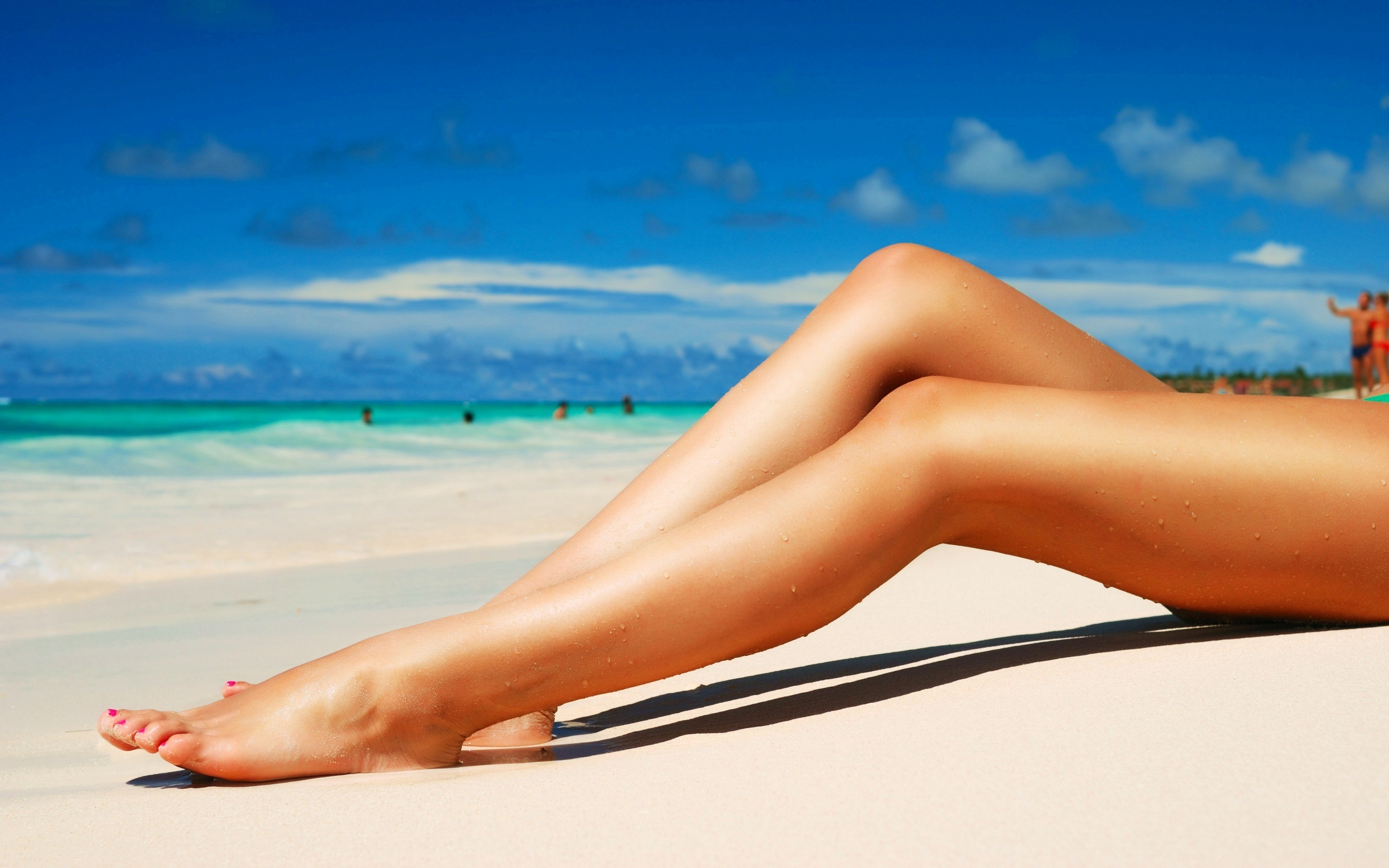 Beach Hottie